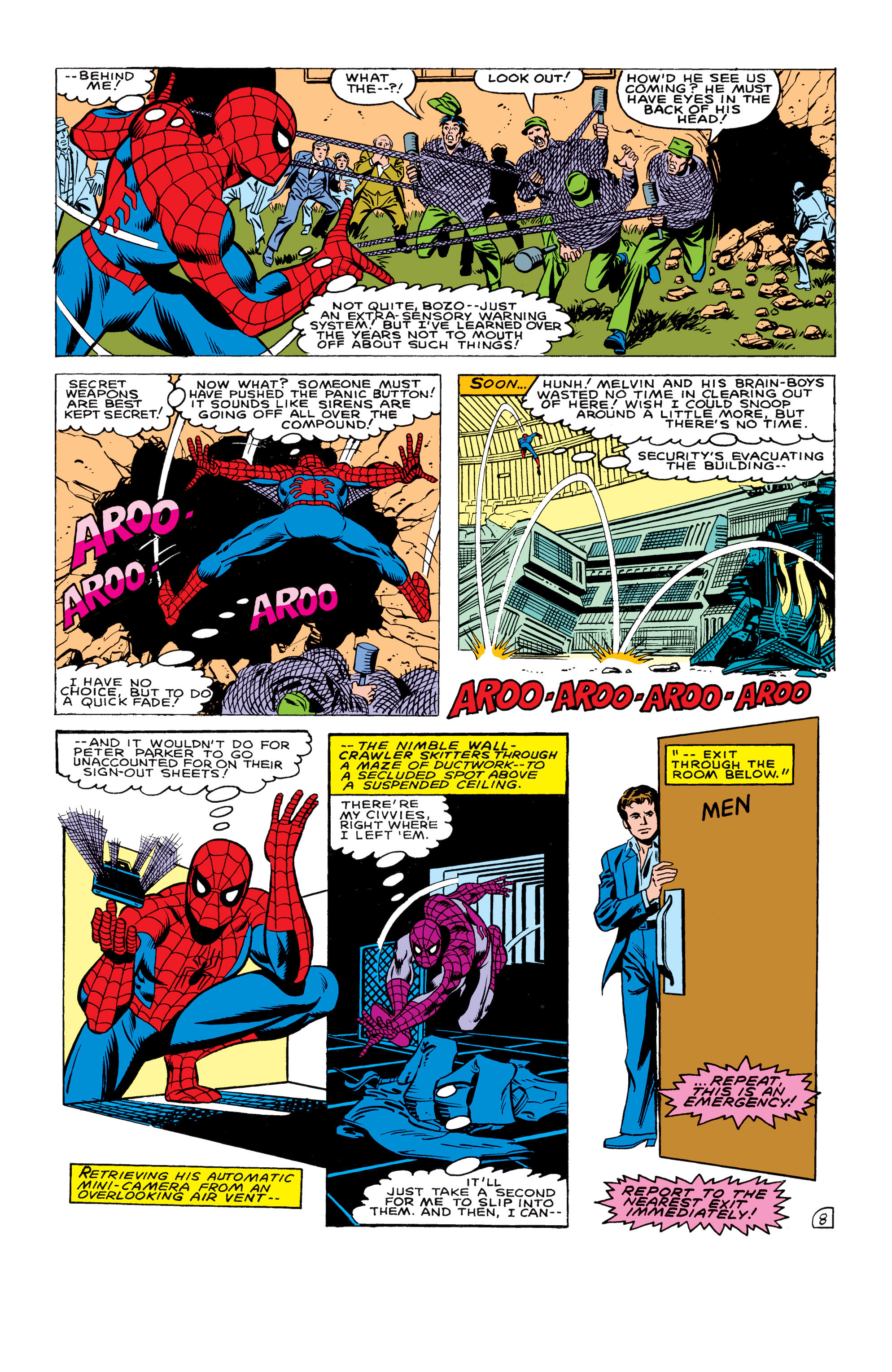 The Amazing Spider-Man (1963) 235 Page 8