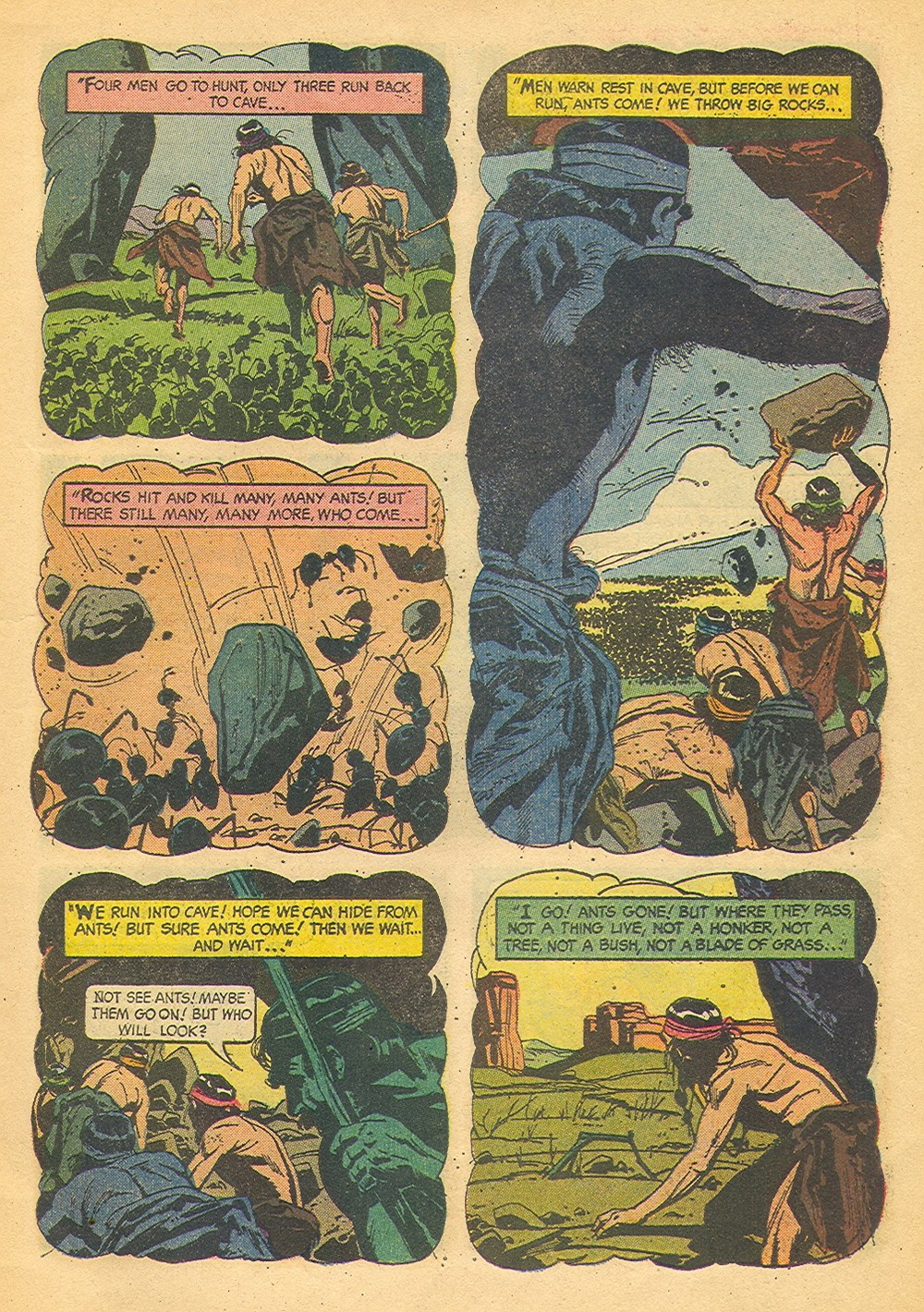 Read online Turok, Son of Stone comic -  Issue #42 - 7