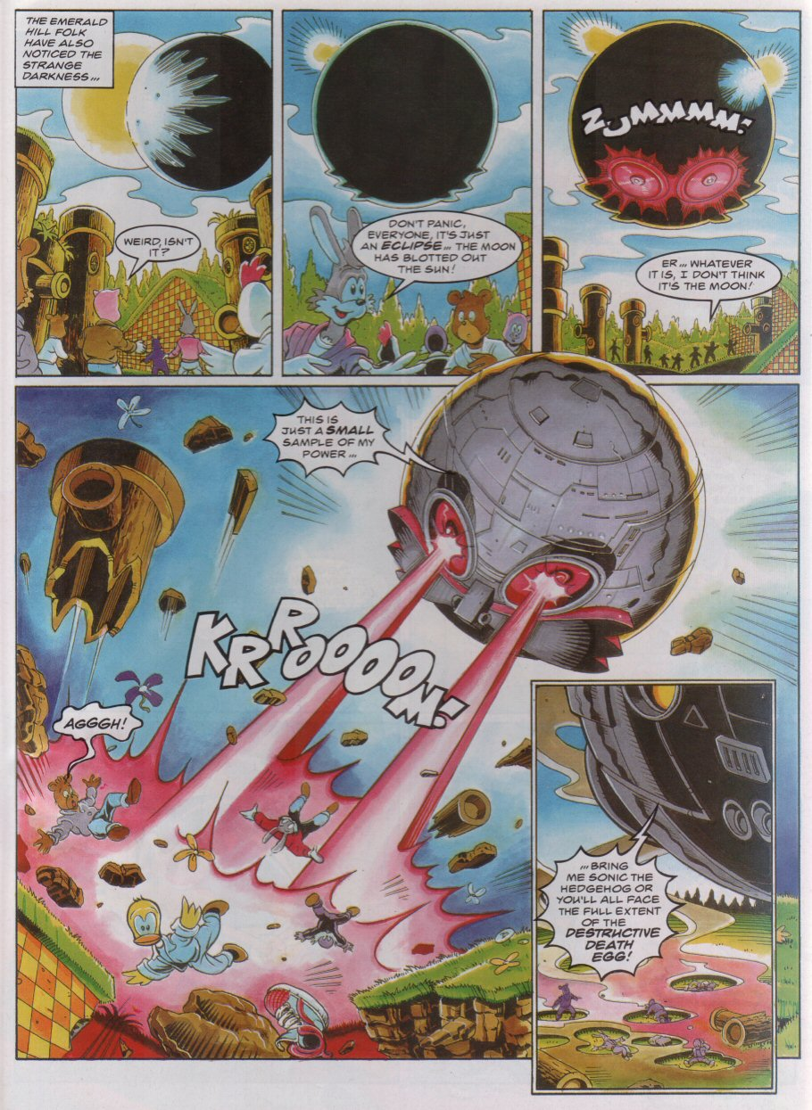 Read online Sonic the Comic comic -  Issue #45 - 6