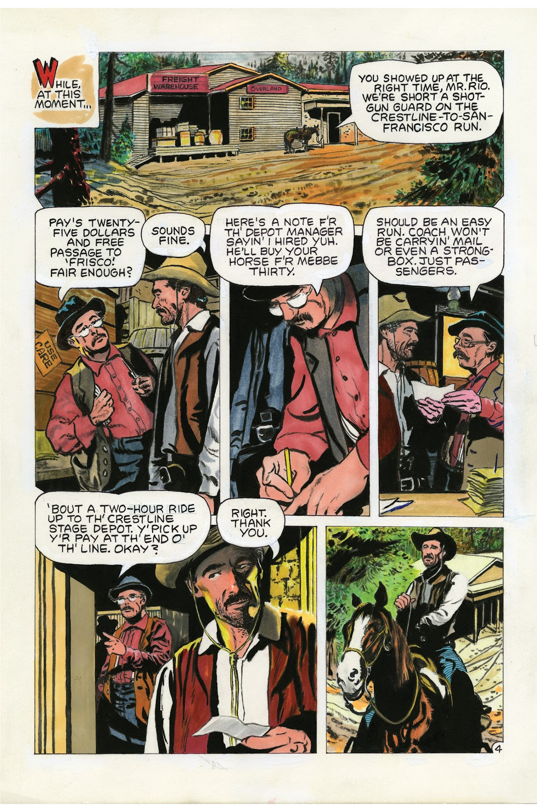 Read online Doug Wildey's Rio: The Complete Saga comic -  Issue # TPB (Part 2) - 39