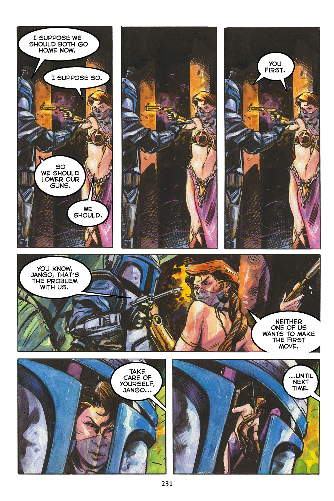 Read online Star Wars Omnibus comic -  Issue # Vol. 10 - 230