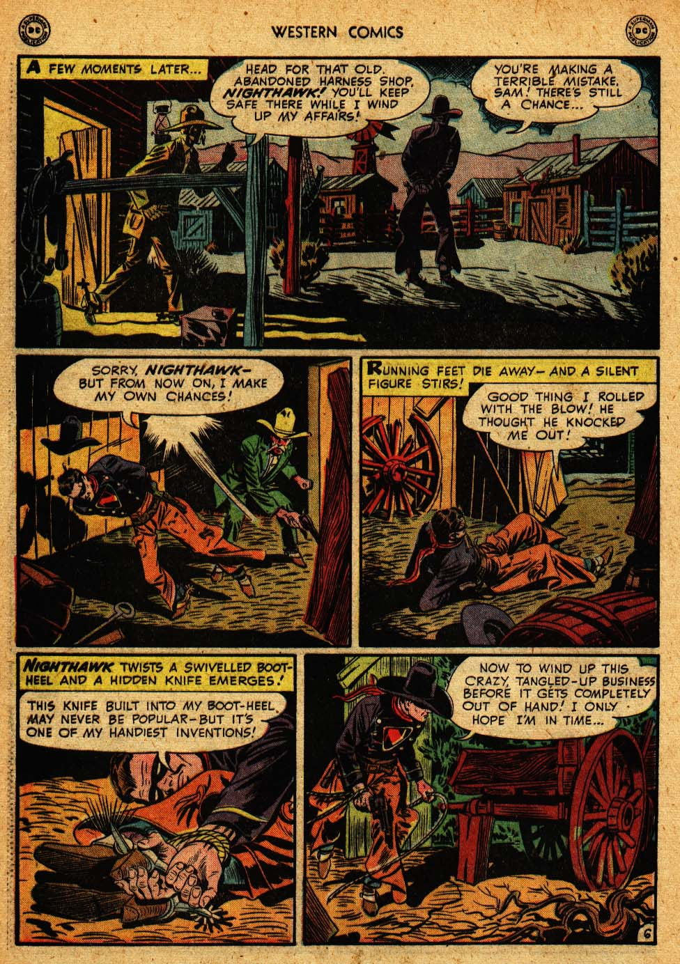 Western Comics issue 9 - Page 46
