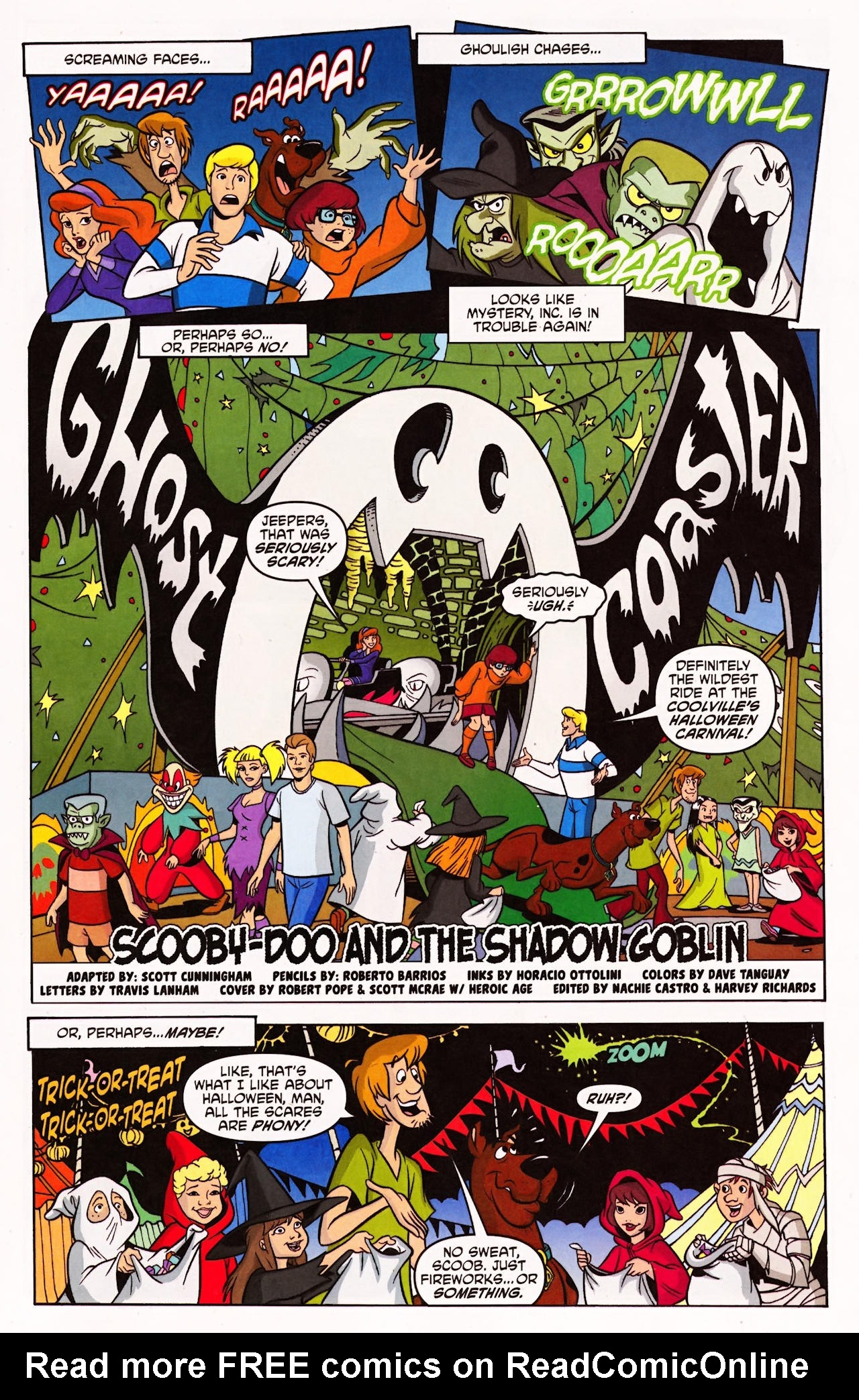 Read online Scooby-Doo (1997) comic -  Issue #141 - 2