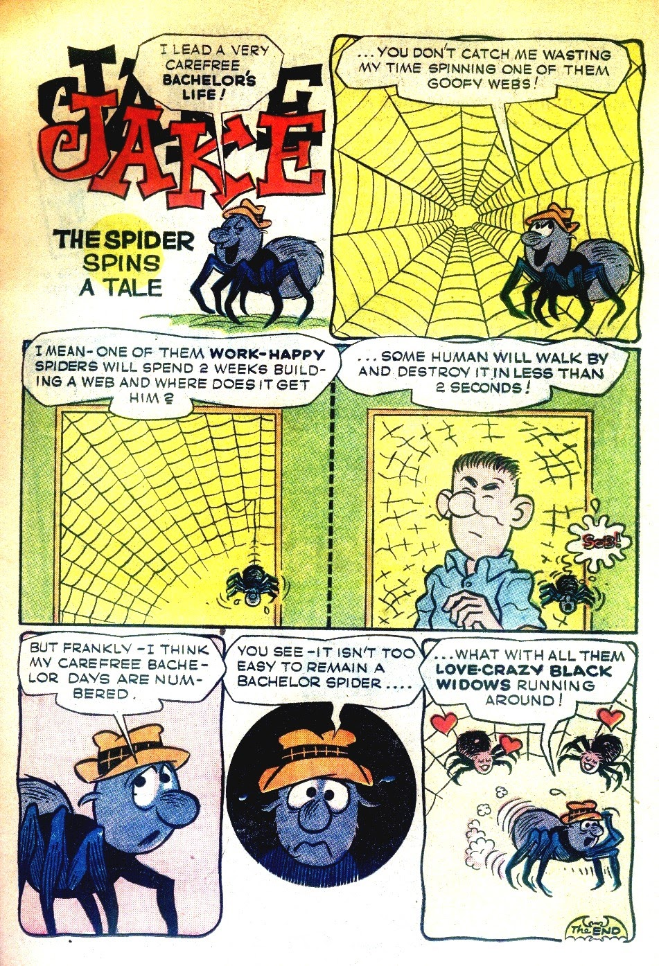 Read online Tales Calculated to Drive You Bats comic -  Issue #2 - 27