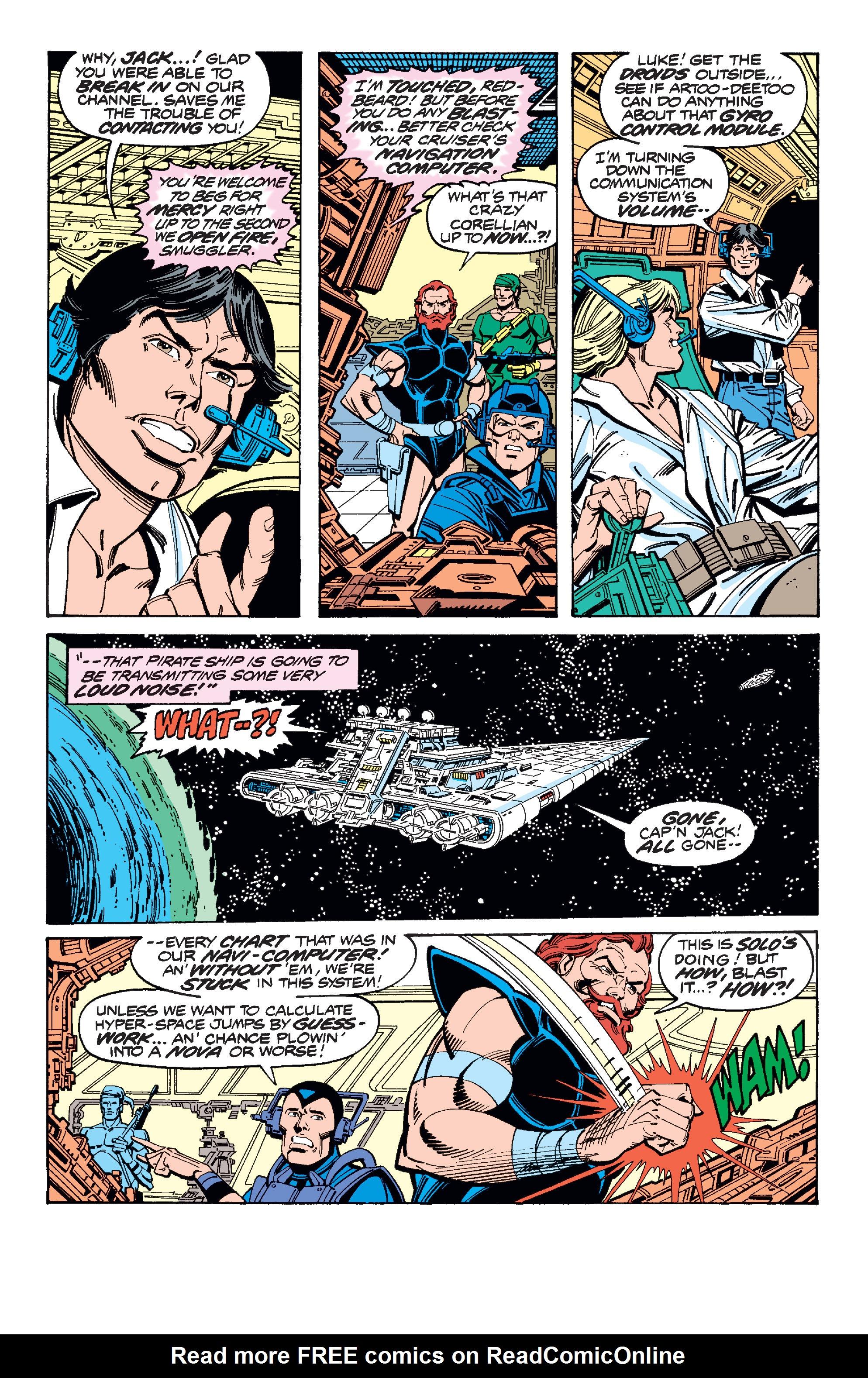 Read online Star Wars Omnibus comic -  Issue # Vol. 13 - 271