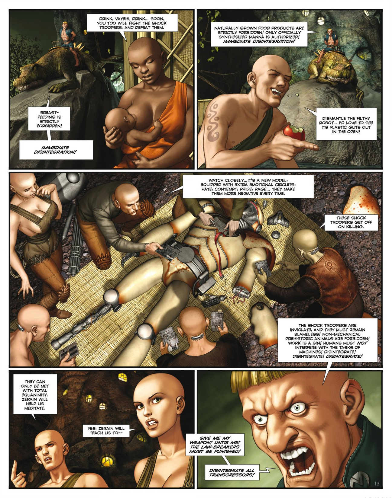 Read online Megalex (2014) comic -  Issue #2 - 15