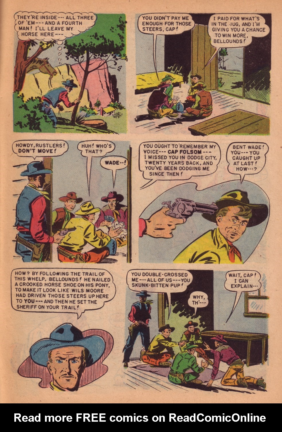 Four Color Comics issue 301 - Page 47
