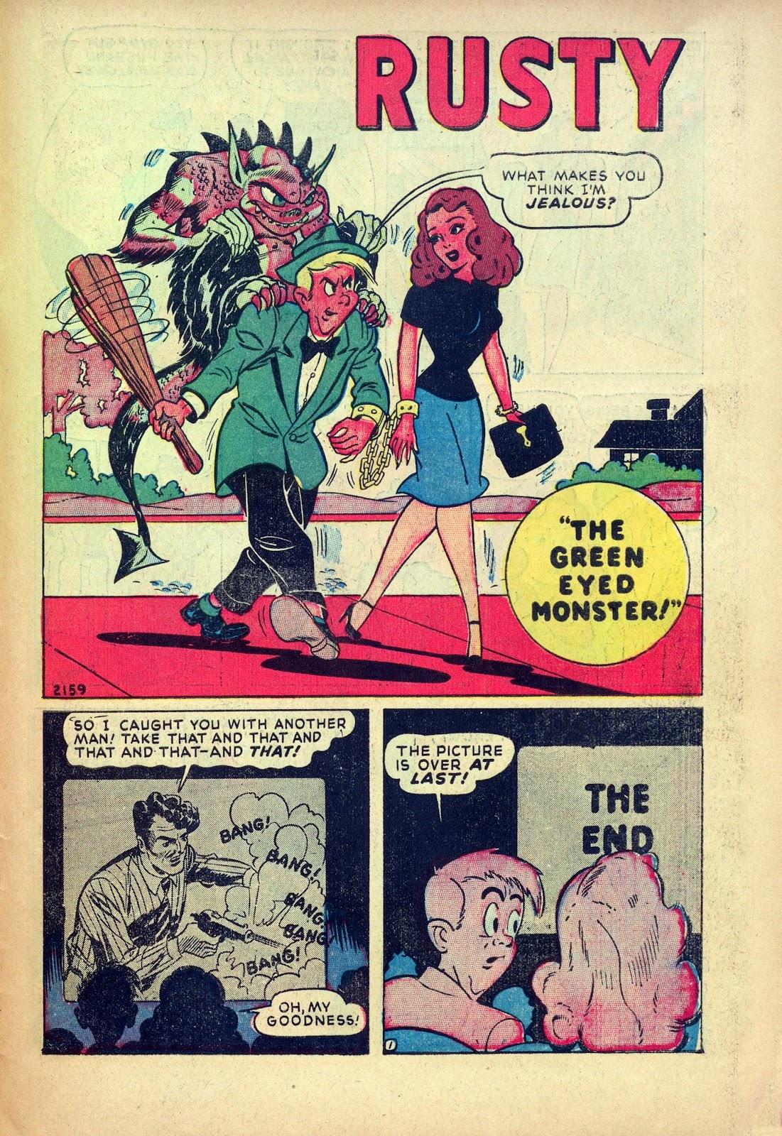 Read online Joker Comics comic -  Issue #31 - 27