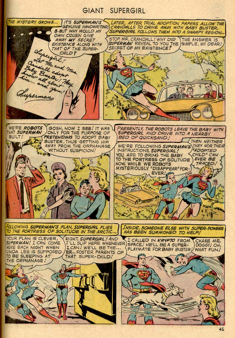 Action Comics (1938) 347 Page 46