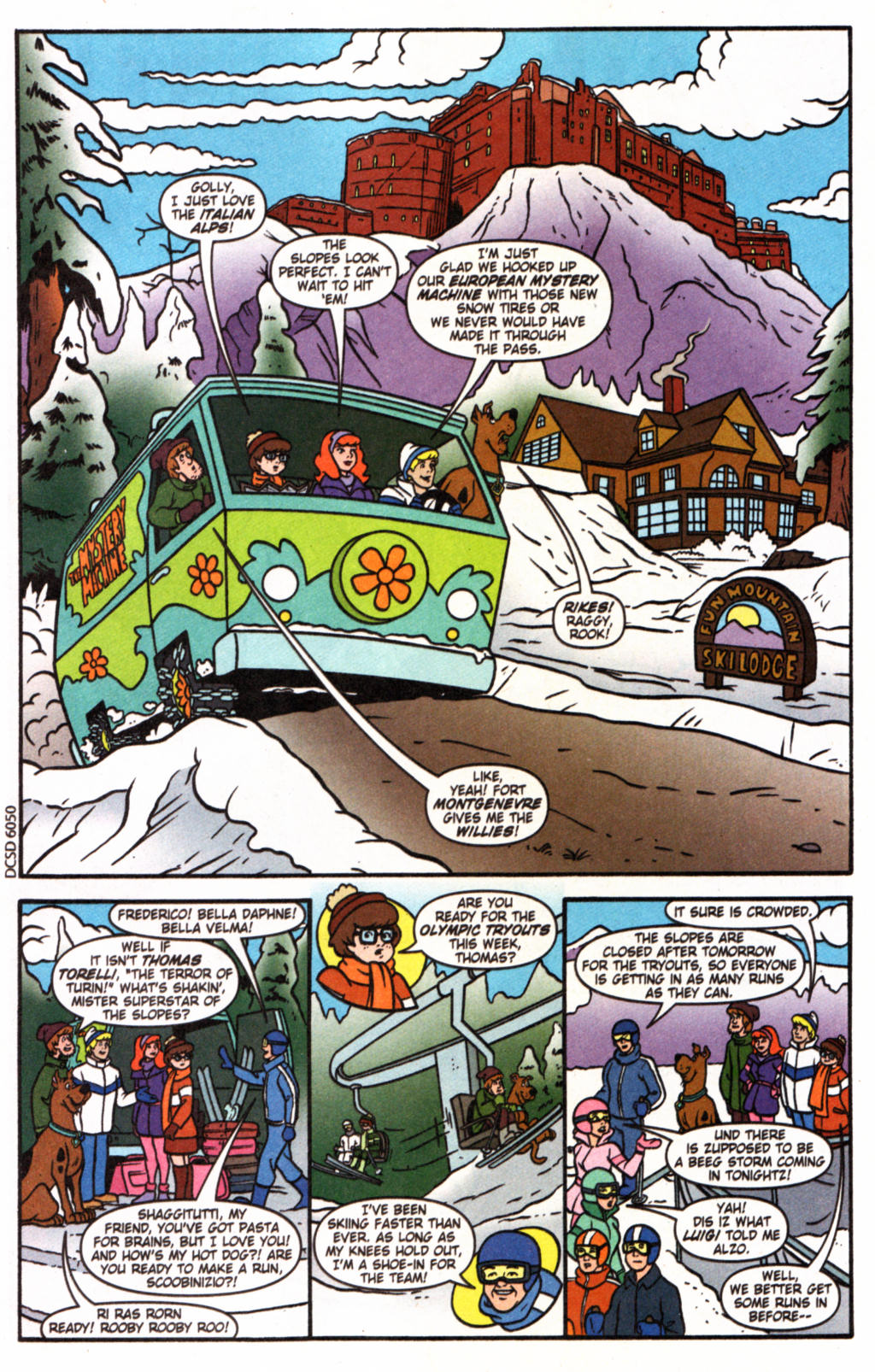 Read online Scooby-Doo (1997) comic -  Issue #116 - 2