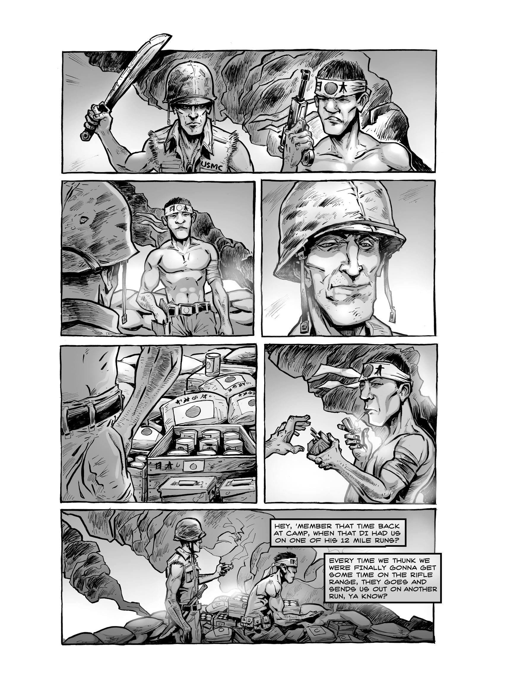 Read online FUBAR comic -  Issue #2 - 25