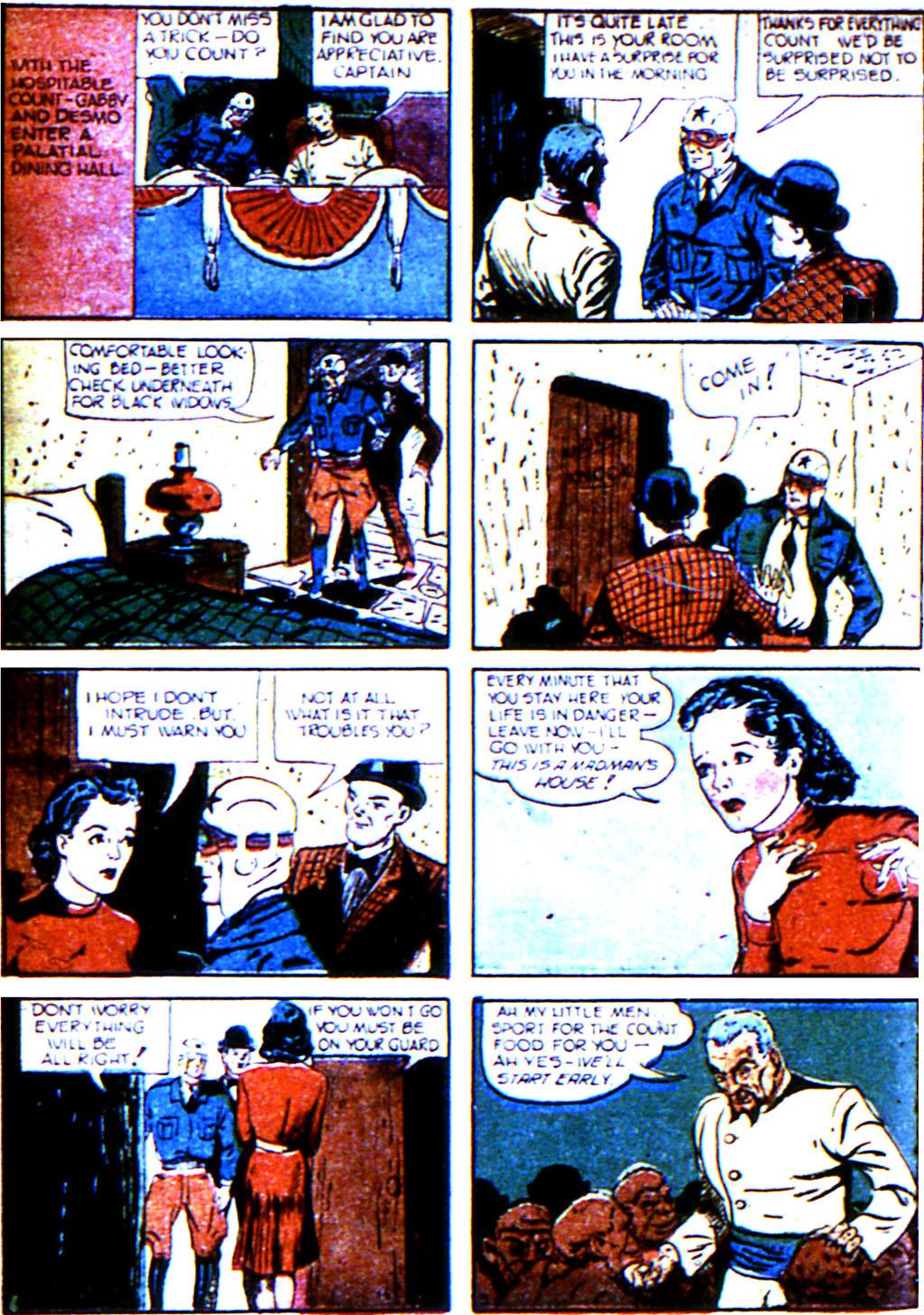Read online Adventure Comics (1938) comic -  Issue #43 - 40