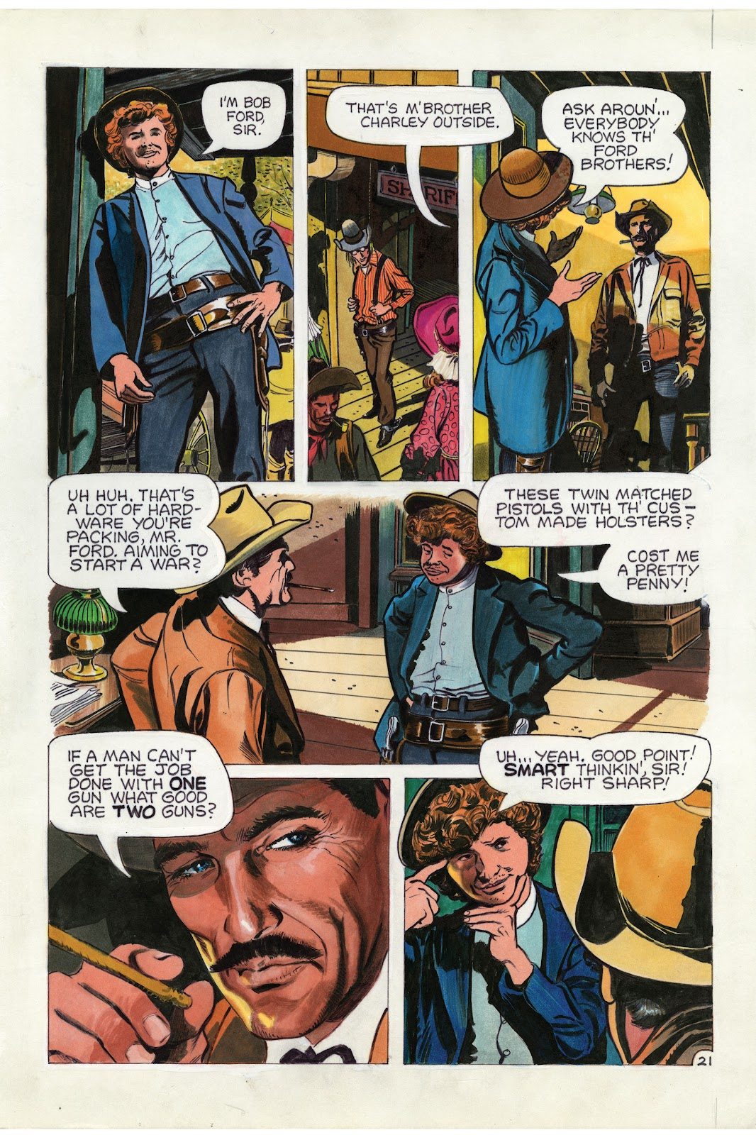 Read online Doug Wildey's Rio: The Complete Saga comic -  Issue # TPB (Part 1) - 87