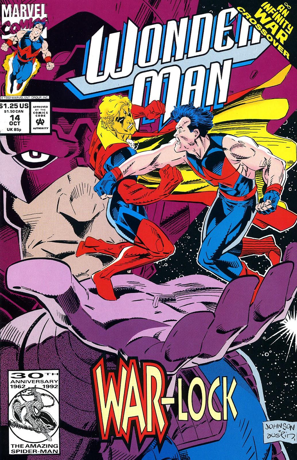 Wonder Man (1991) 14 Page 1