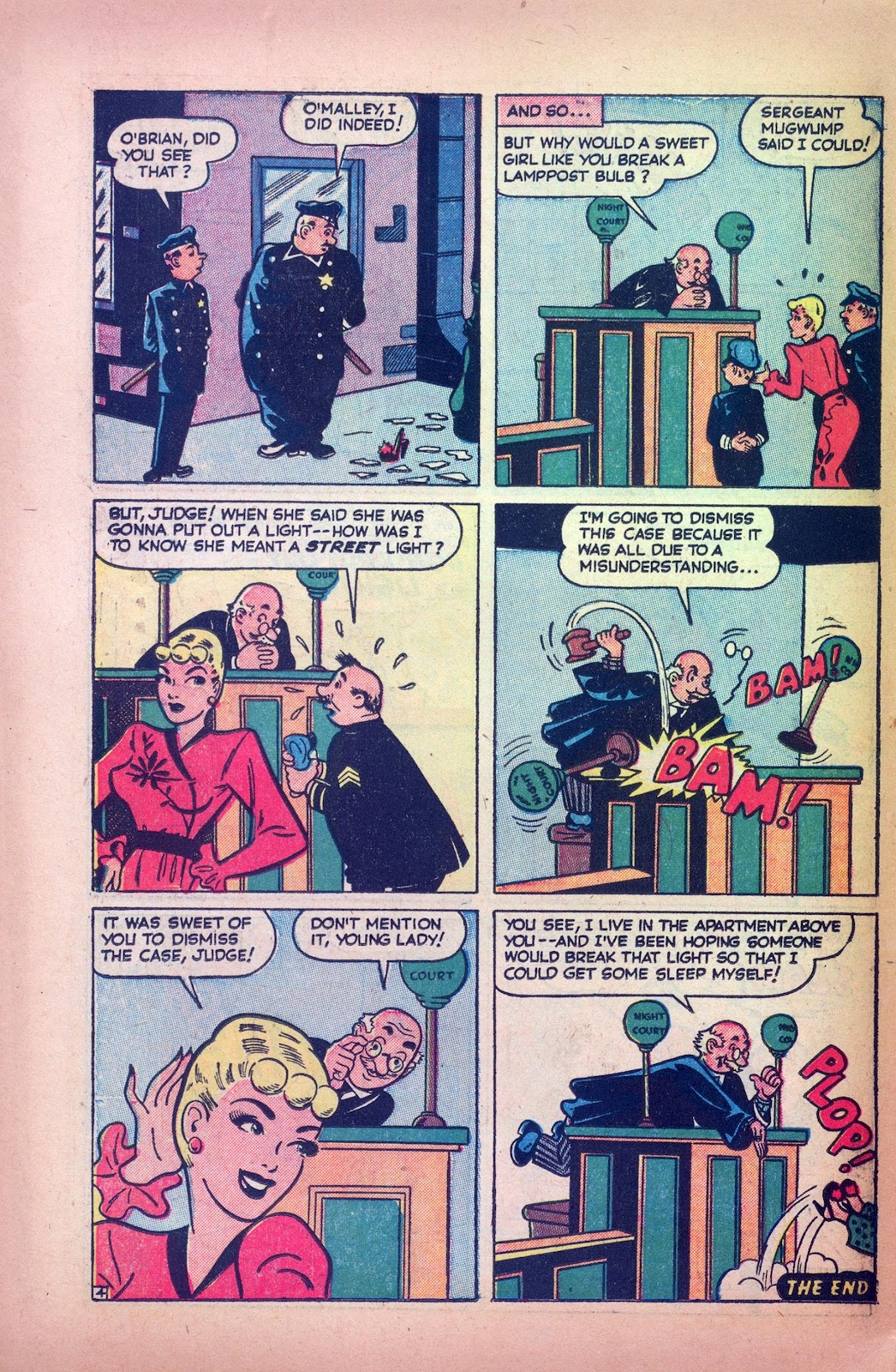 Read online Joker Comics comic -  Issue #38 - 26