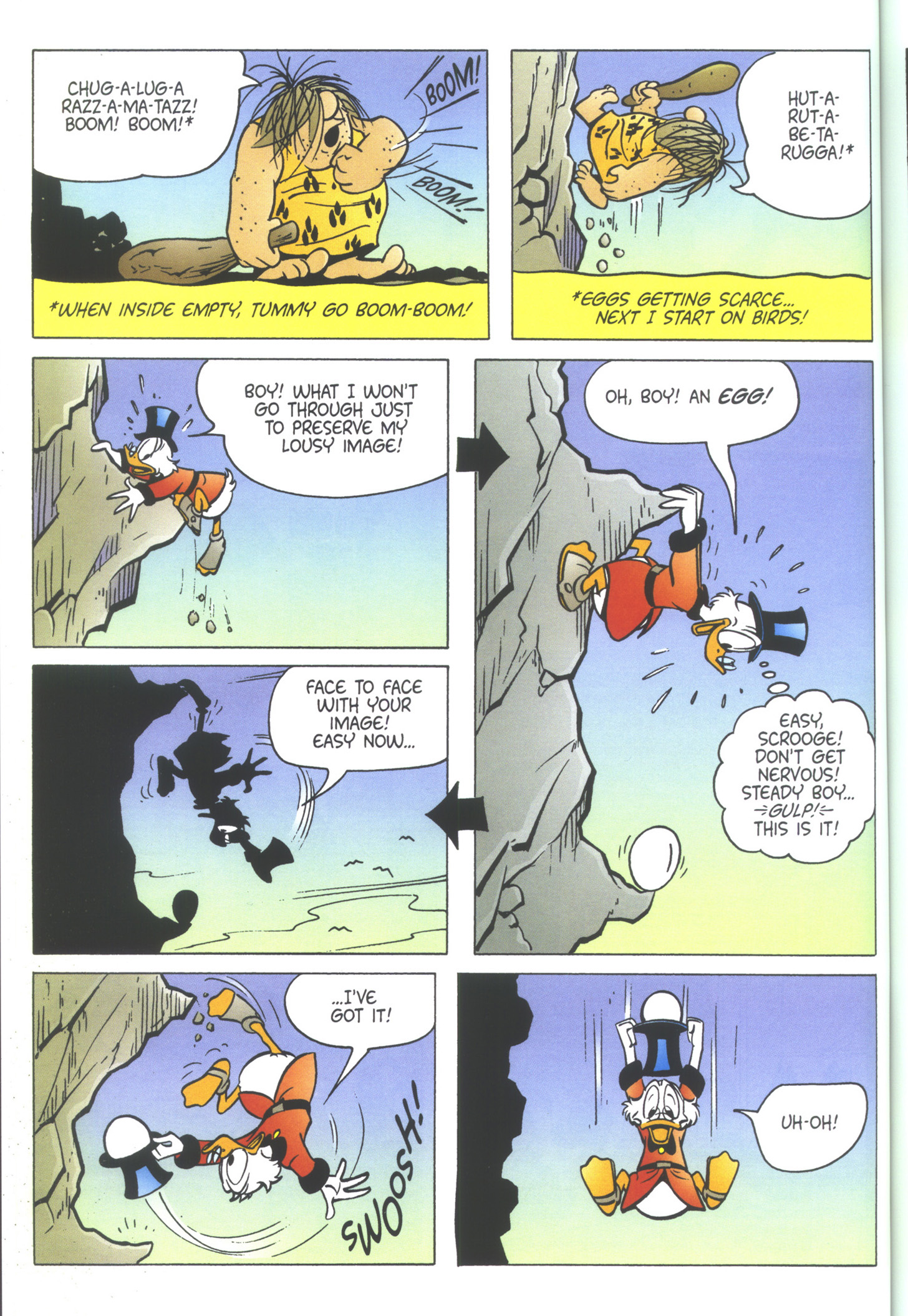 Read online Uncle Scrooge (1953) comic -  Issue #352 - 40