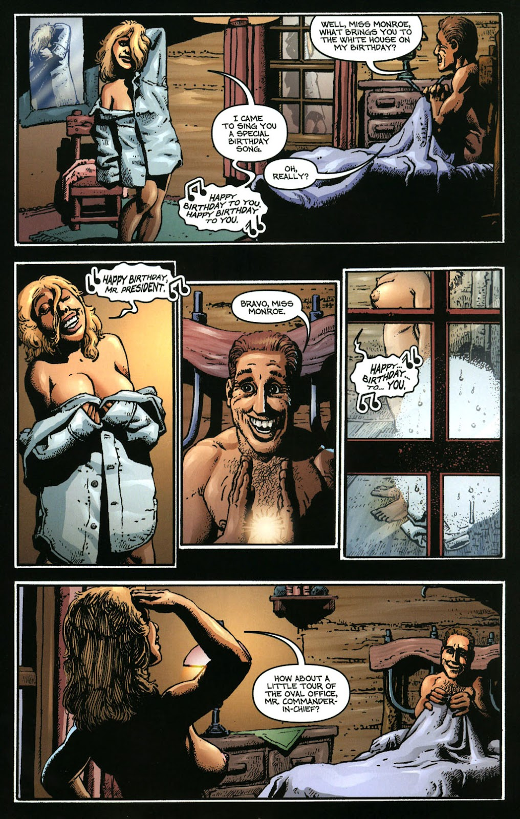 Bigfoot issue 1 - Page 11