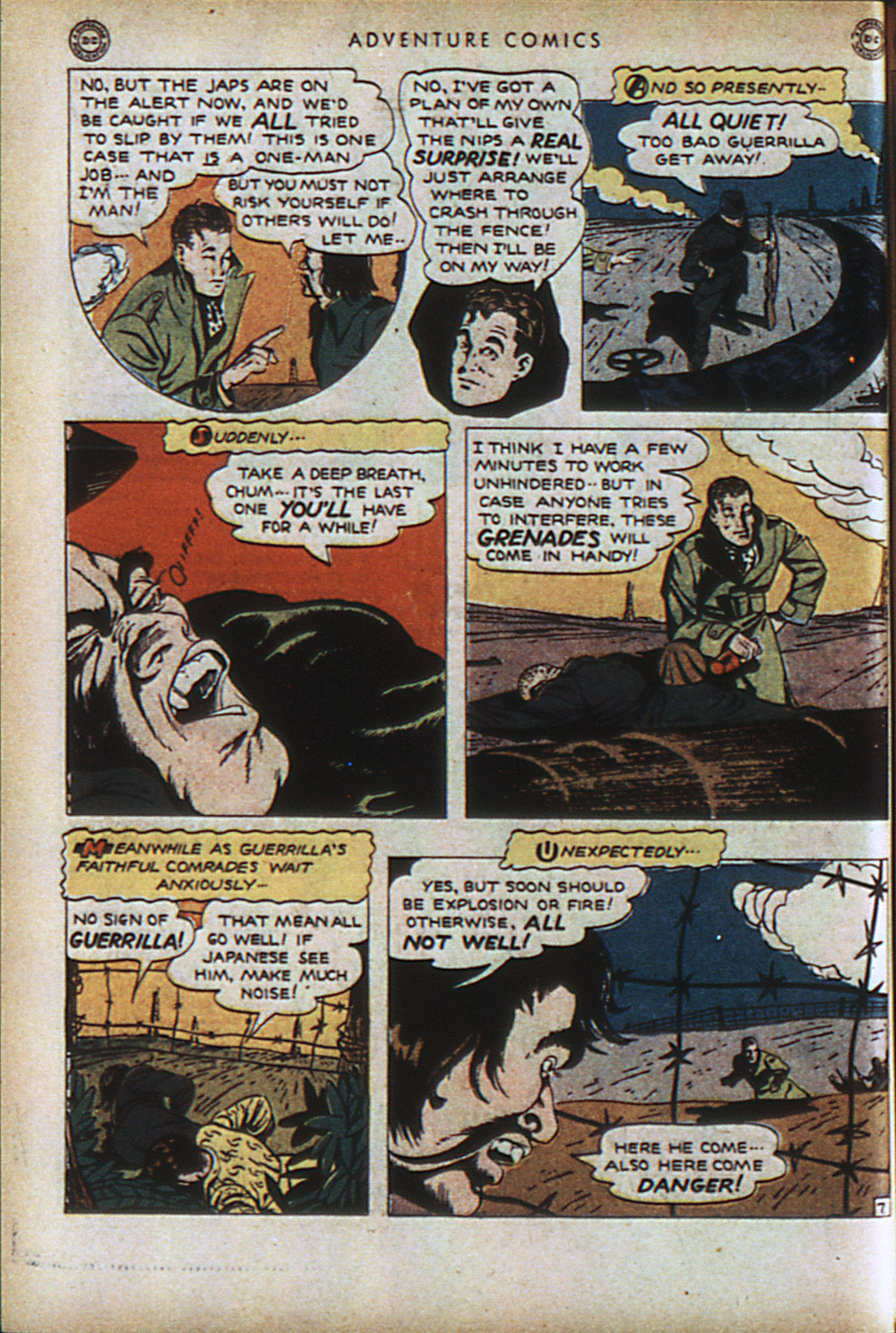 Read online Adventure Comics (1938) comic -  Issue #95 - 49