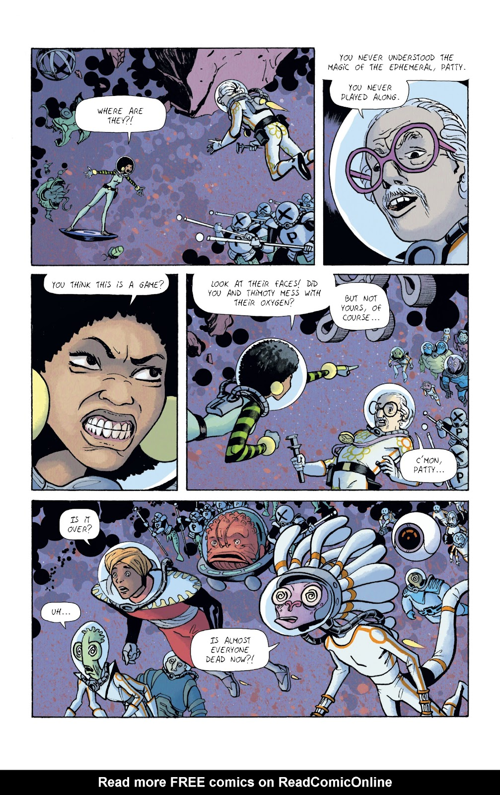 Read online Infinity 8 comic -  Issue #12 - 15