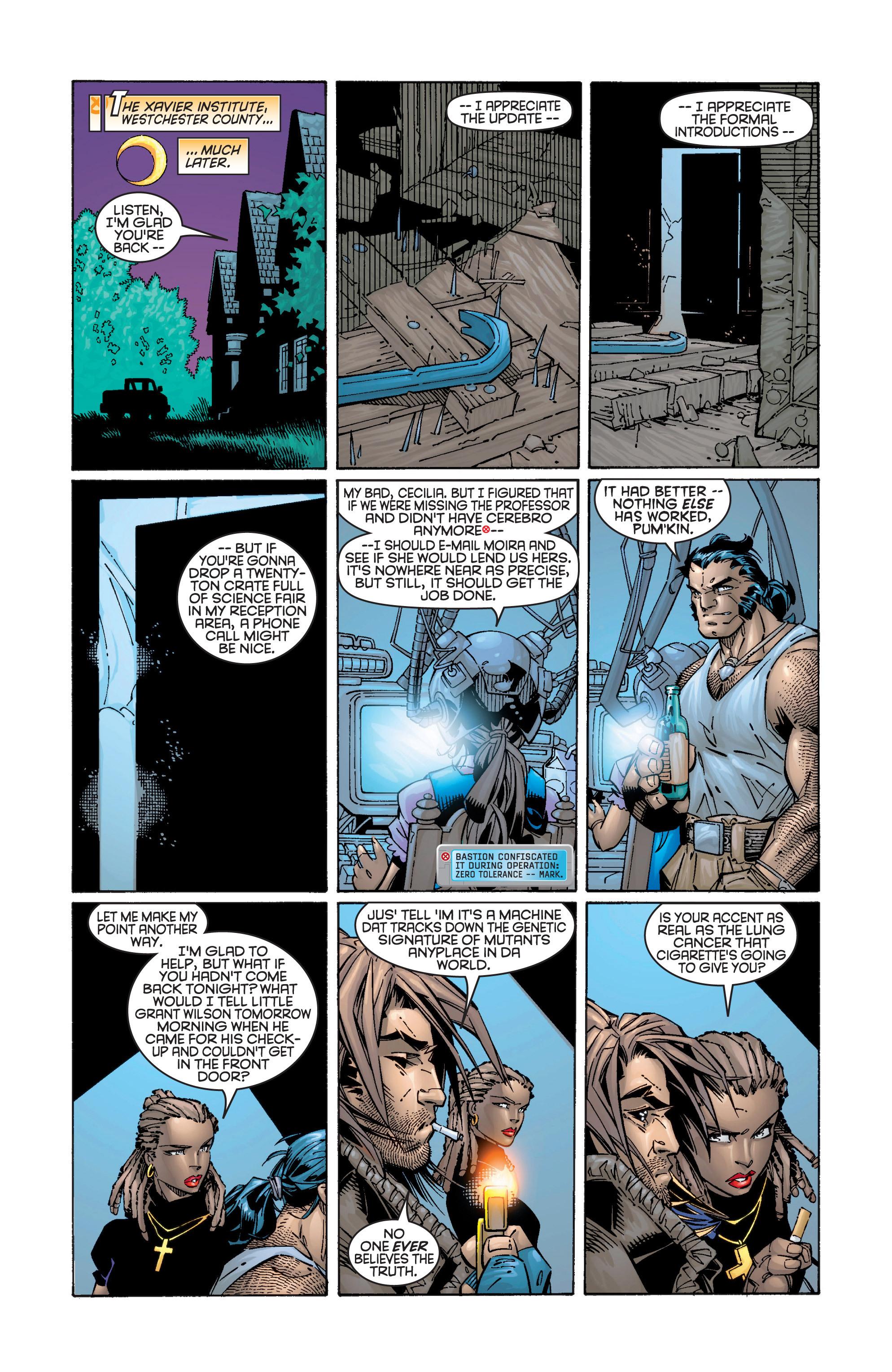 Read online Uncanny X-Men (1963) comic -  Issue #362 - 20