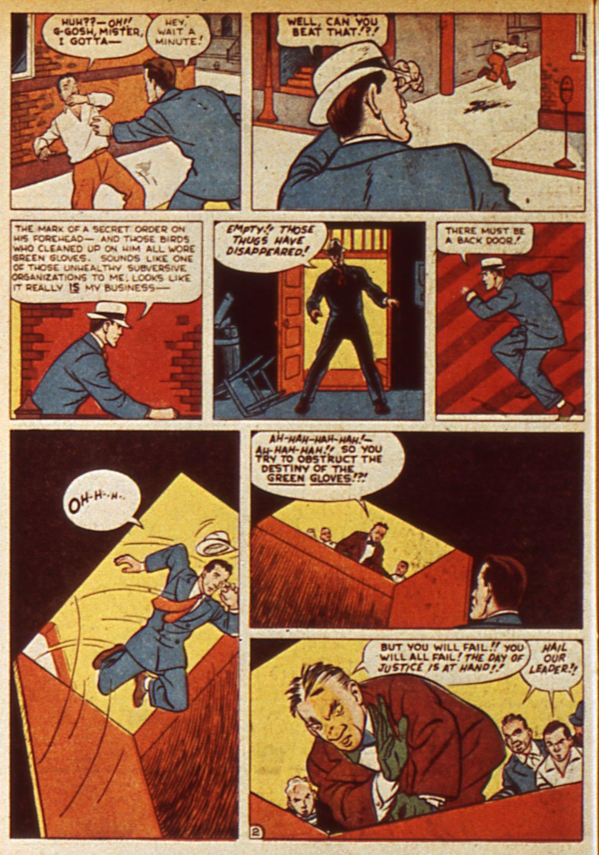 Read online Detective Comics (1937) comic -  Issue #45 - 18