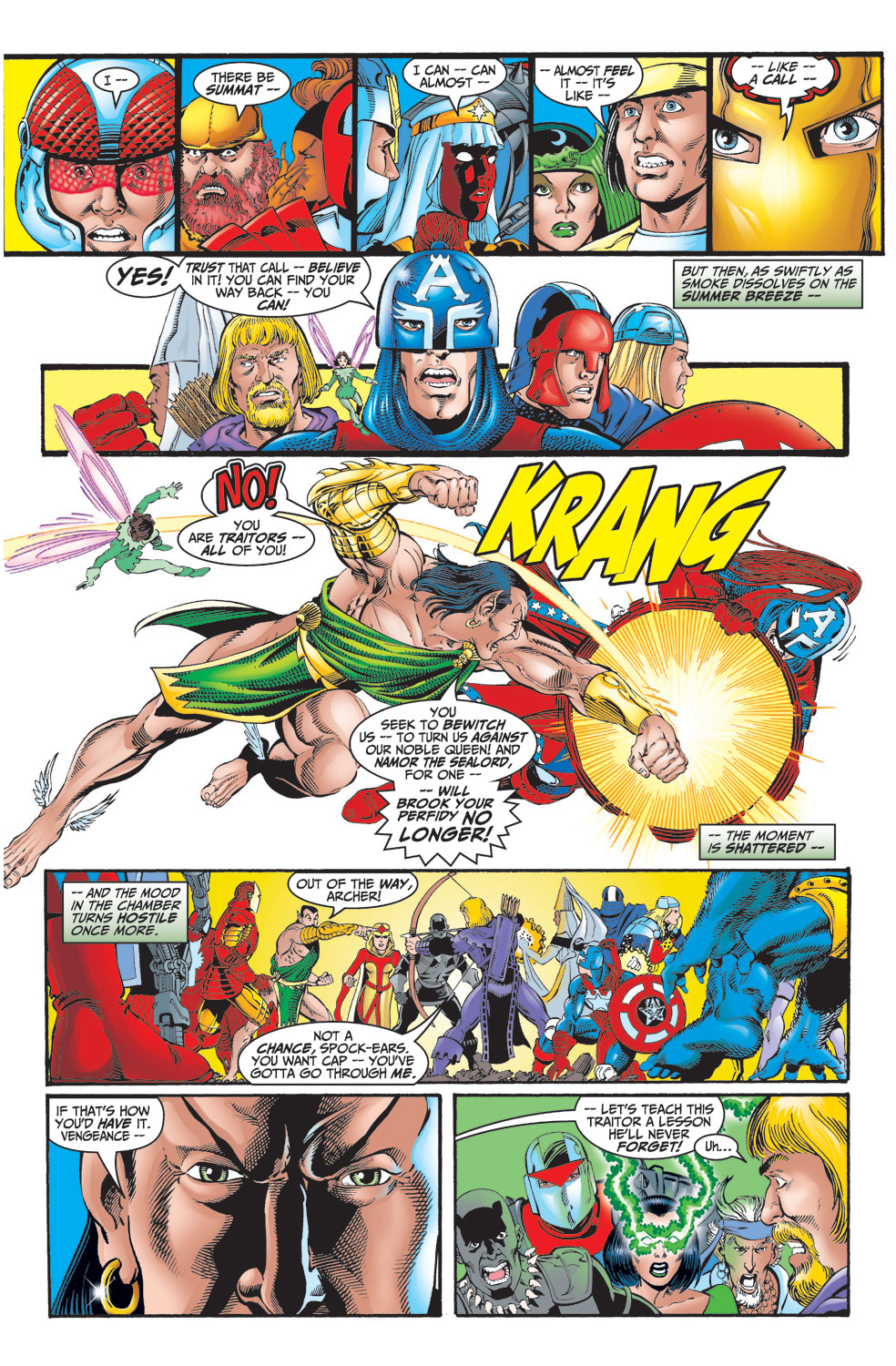 Read online Avengers (1998) comic -  Issue #2 - 15