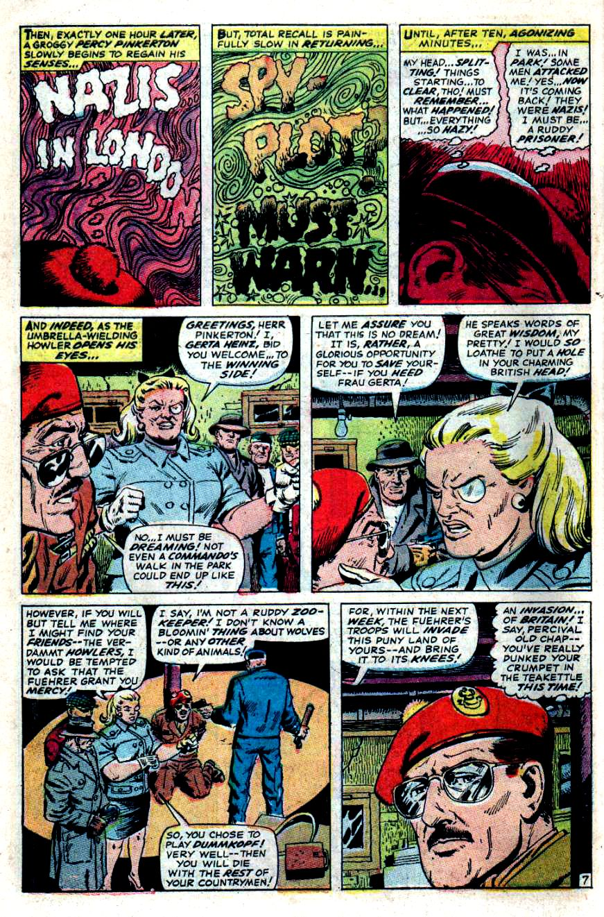 Read online Sgt. Fury comic -  Issue #47 - 10