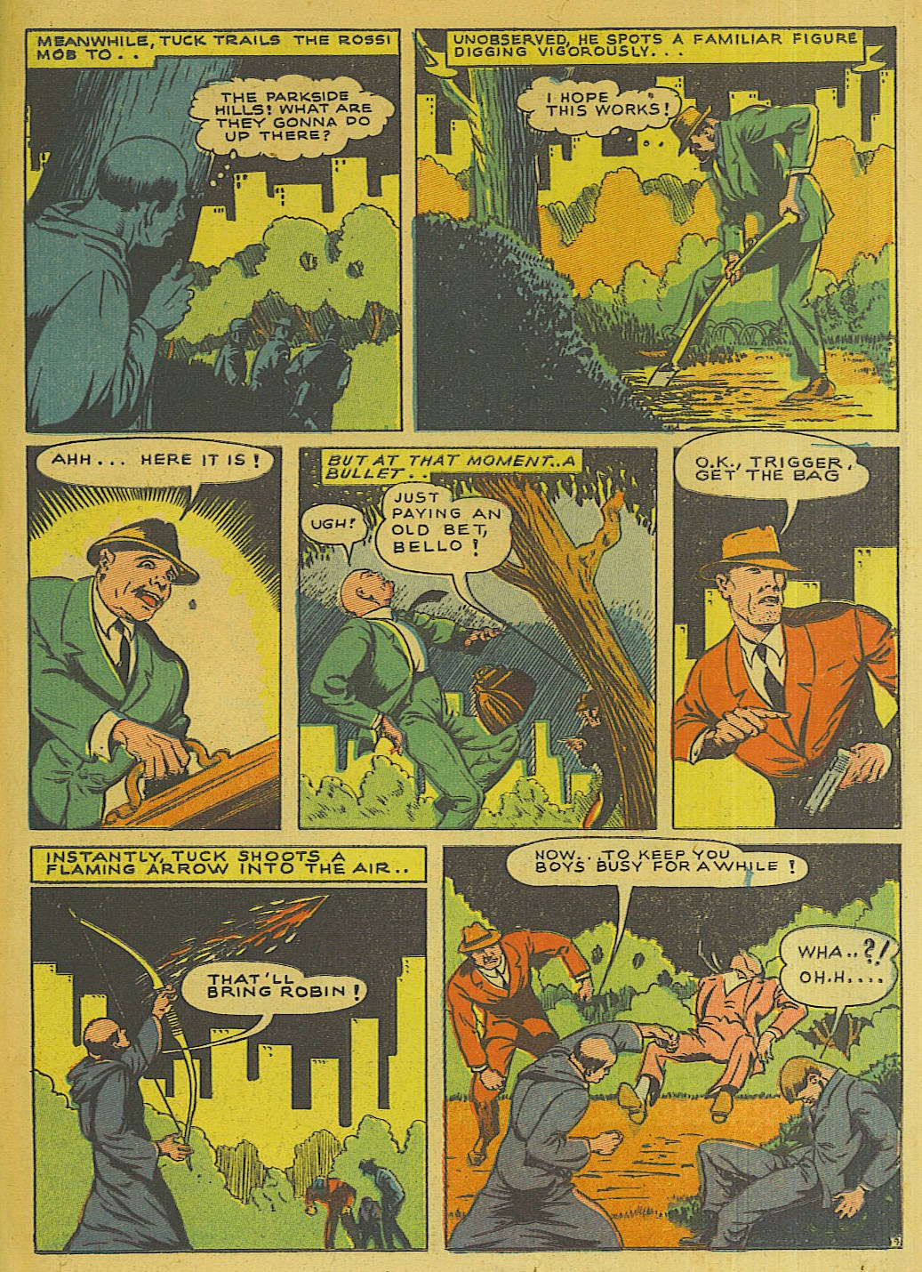 Green Hornet Comics issue 10 - Page 24