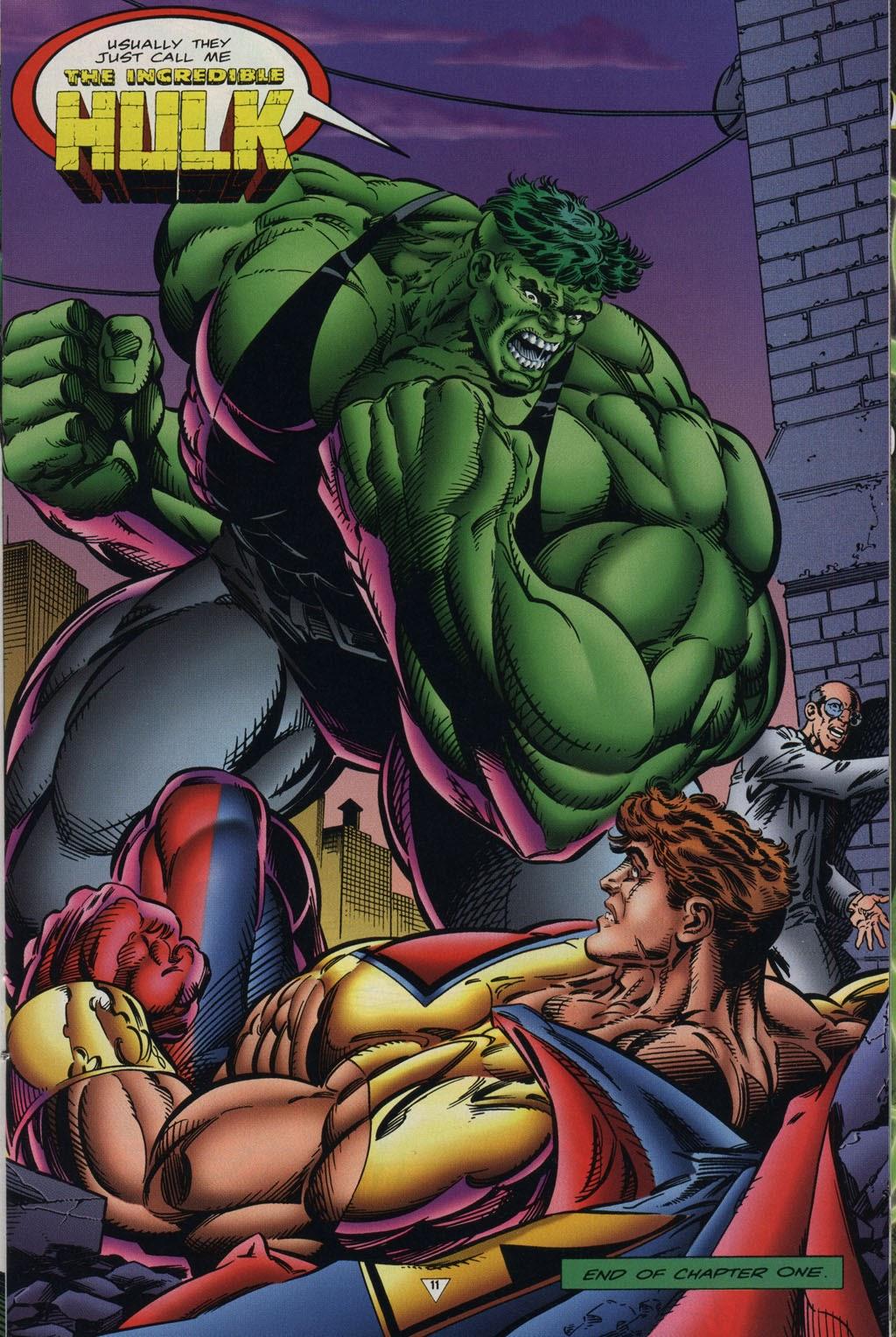 Read online Prime Vs. The Incredible Hulk comic -  Issue # Full - 14
