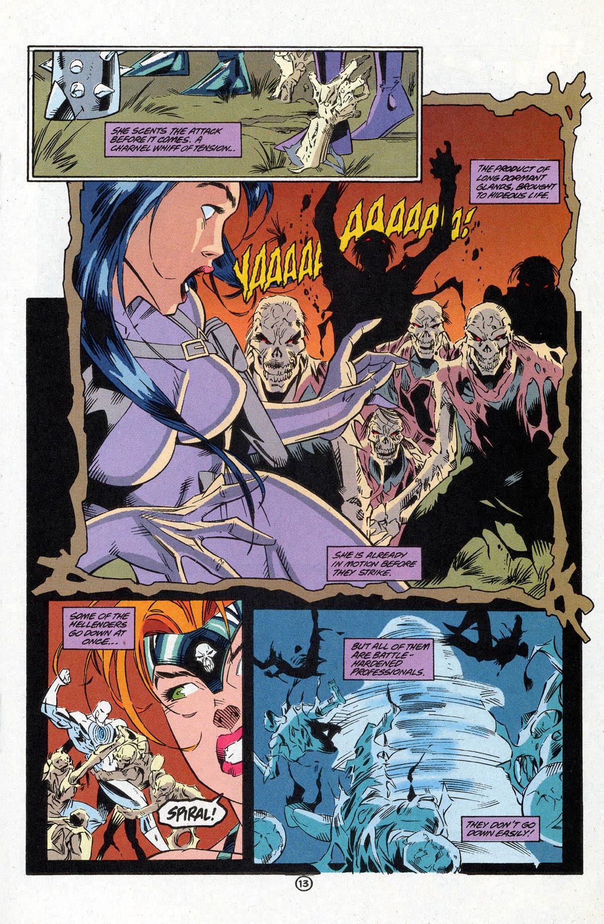 Read online Artemis: Requiem comic -  Issue #5 - 19