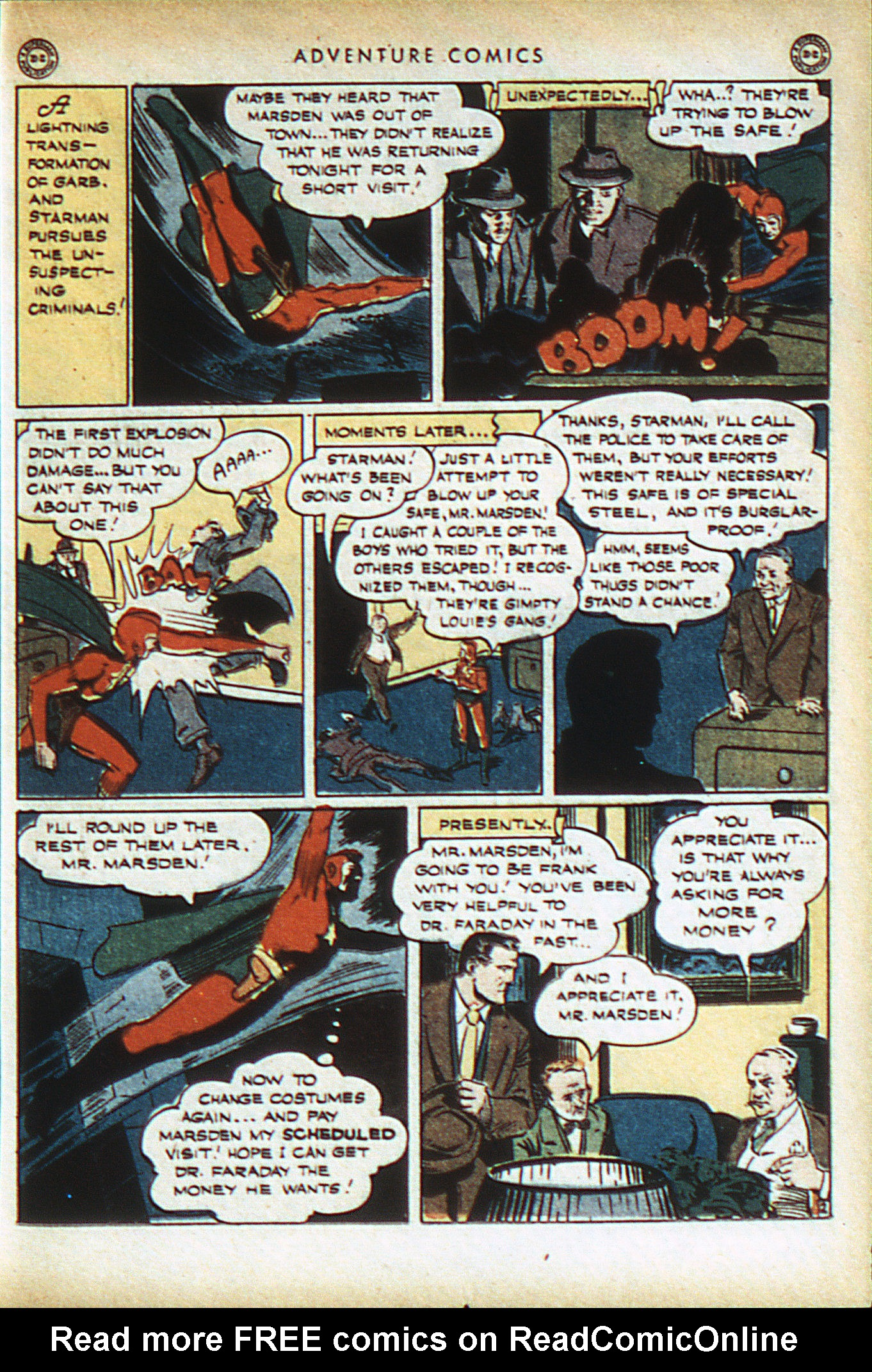 Read online Adventure Comics (1938) comic -  Issue #93 - 26