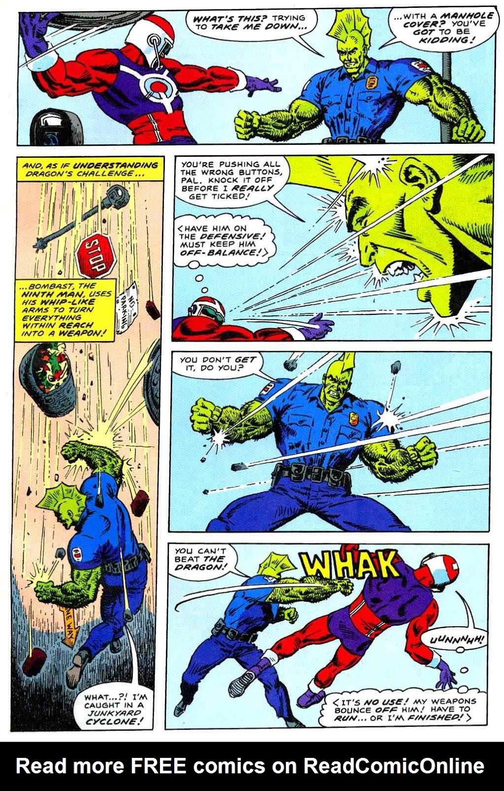 Read online Bombast comic -  Issue # Full - 17