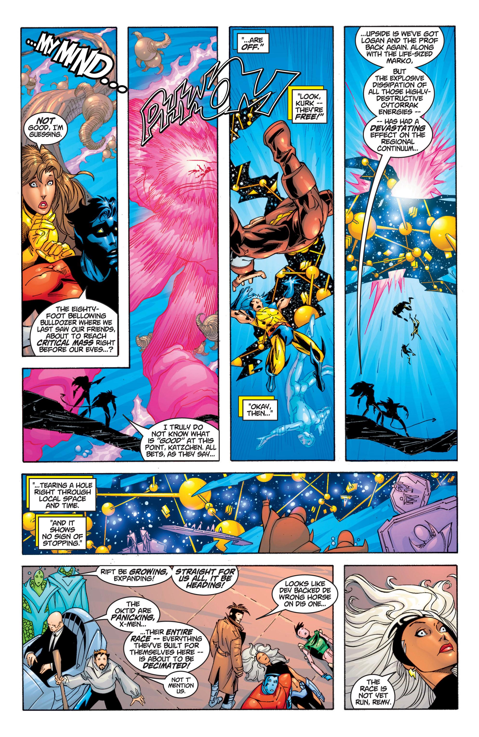Read online Uncanny X-Men (1963) comic -  Issue #369 - 16