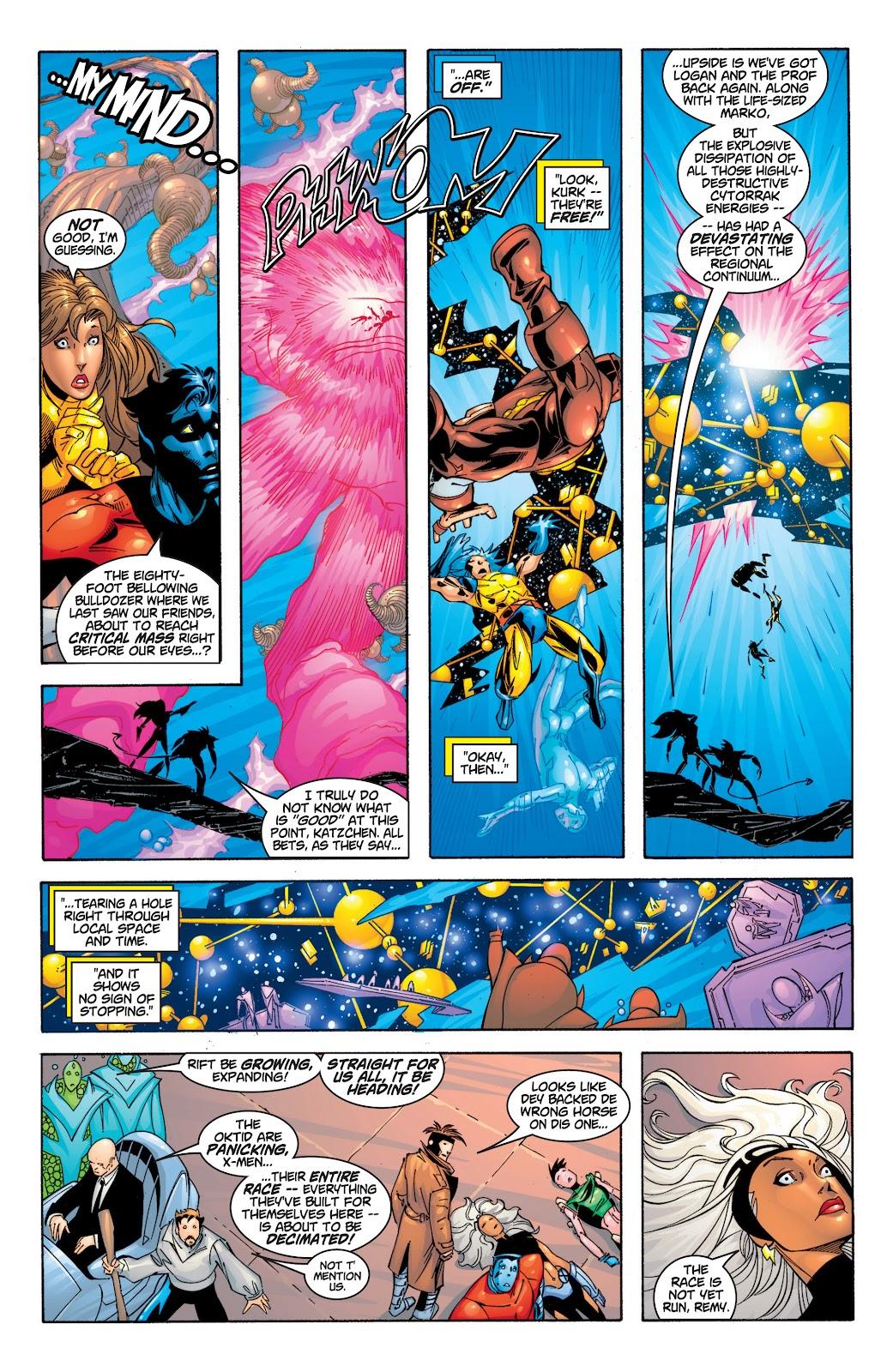 Uncanny X-Men (1963) issue 369 - Page 16