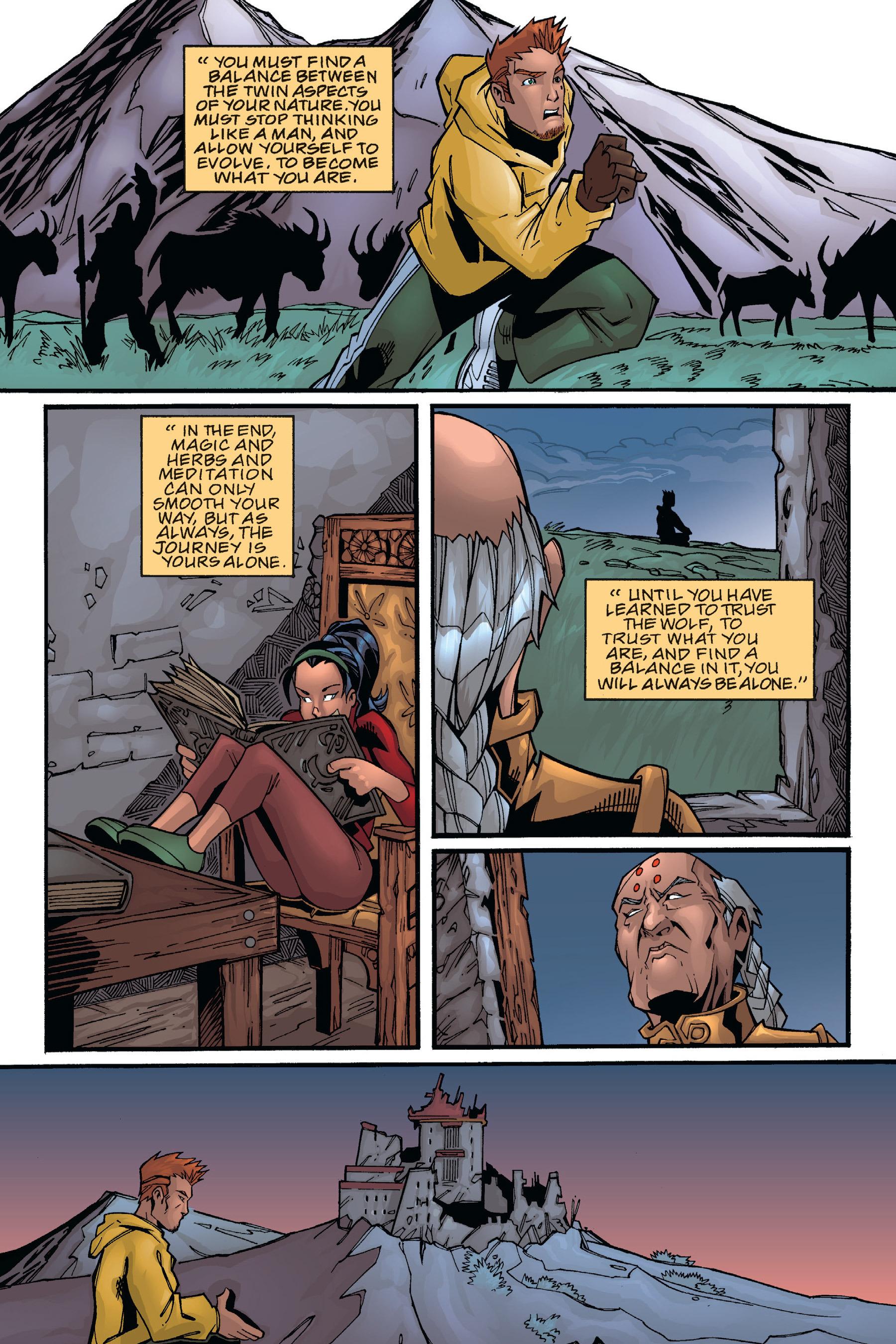 Read online Buffy the Vampire Slayer: Omnibus comic -  Issue # TPB 5 - 332
