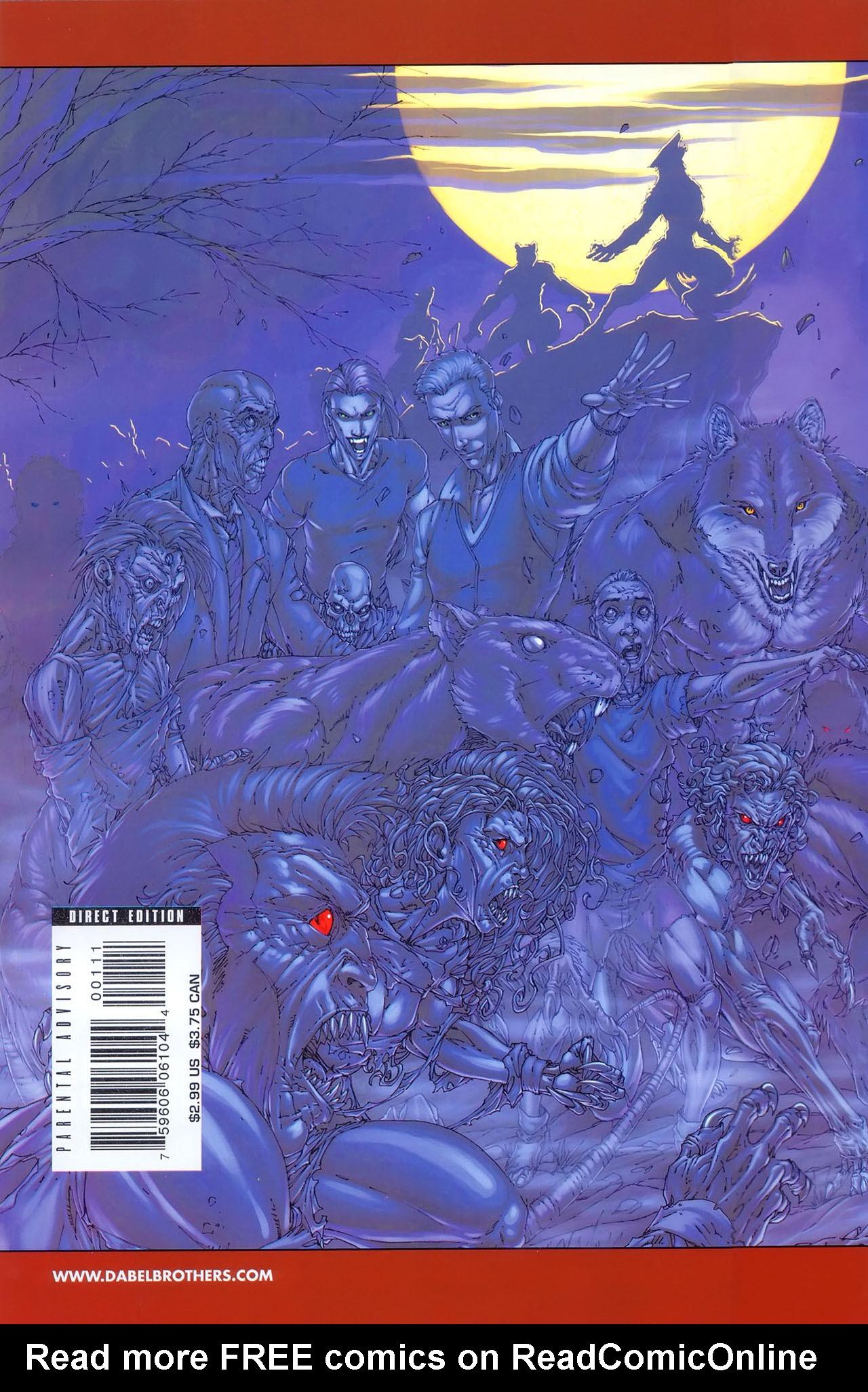 Read online Anita Blake, Vampire Hunter: Guilty Pleasures comic -  Issue #1 - 35