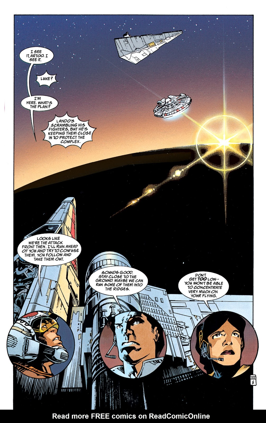 Read online Star Wars Legends: The New Republic - Epic Collection comic -  Issue # TPB 4 (Part 1) - 57