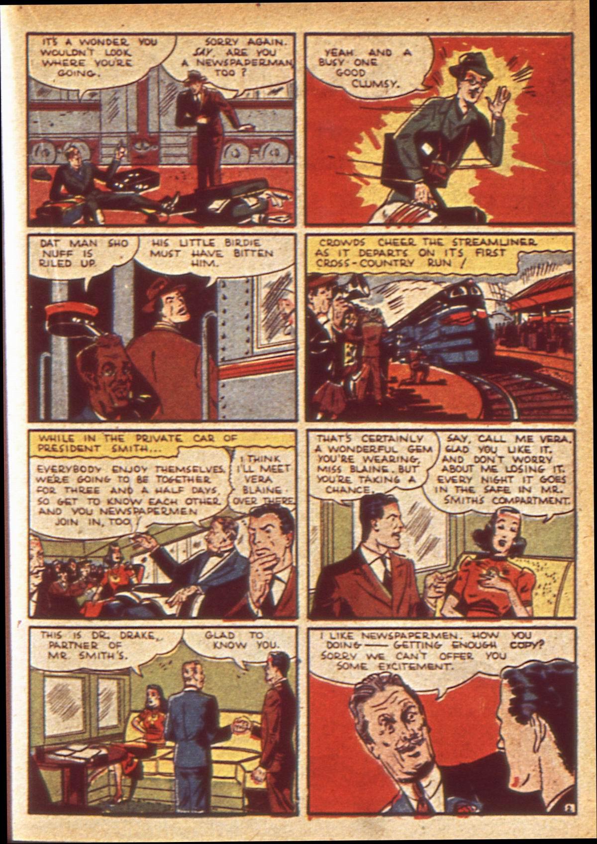 Read online Detective Comics (1937) comic -  Issue #49 - 33