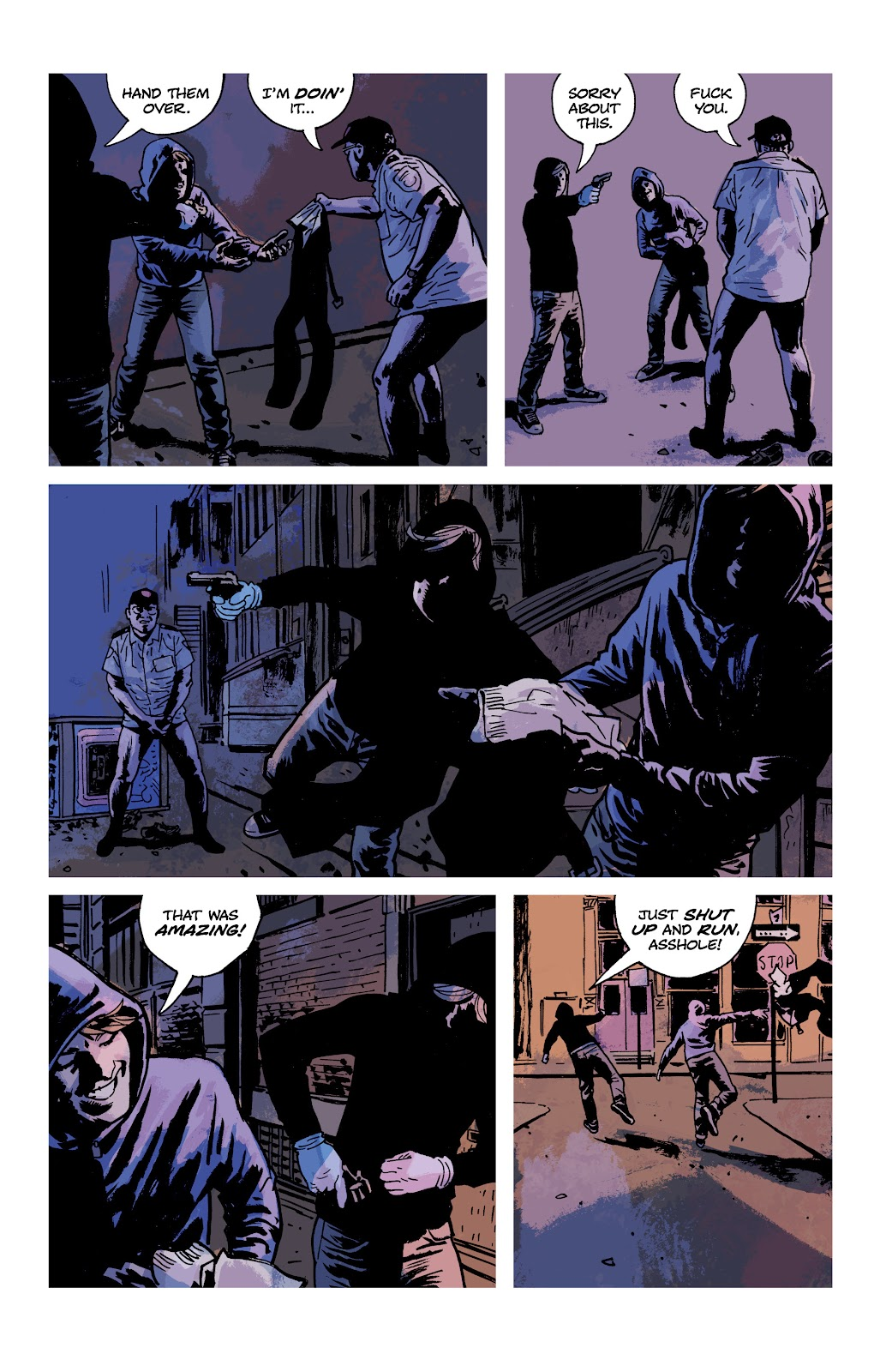 Read online Criminal (2019) comic -  Issue #9 - 26