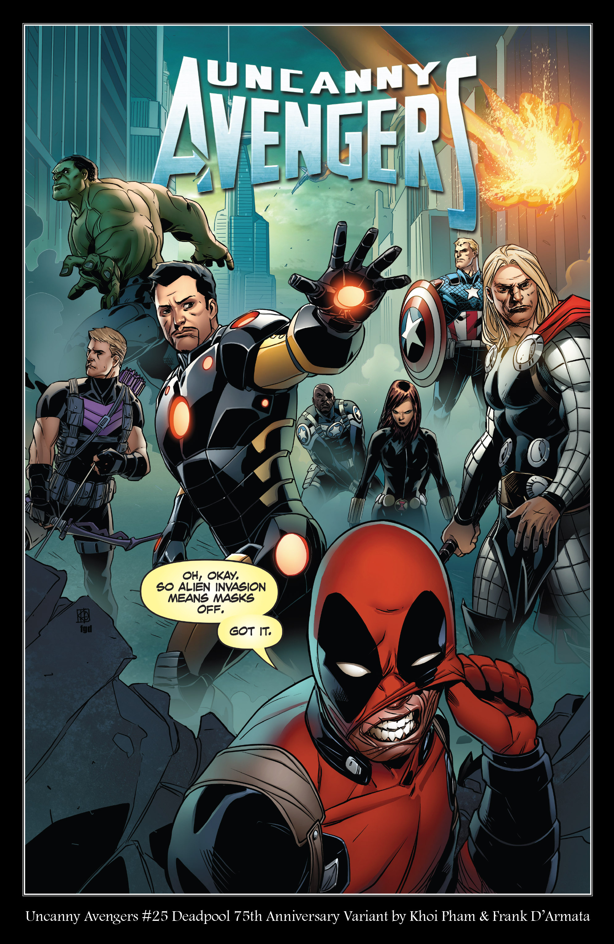 Read online True Believers: Deadpool Variants comic -  Issue # Full - 21