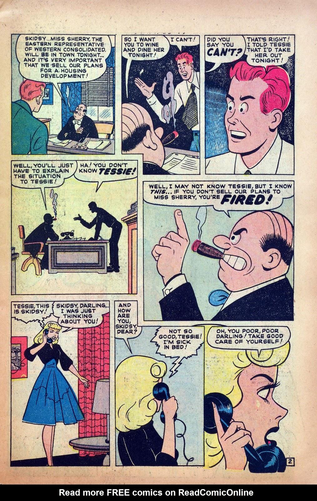 Read online Joker Comics comic -  Issue #35 - 11