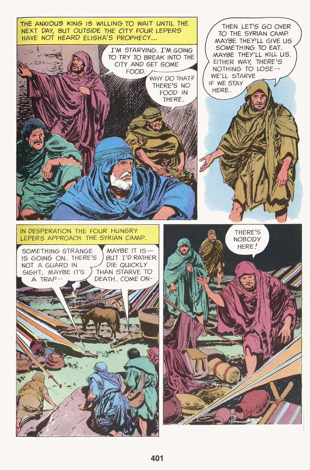 The Picture Bible issue TPB (Part 5) - Page 4
