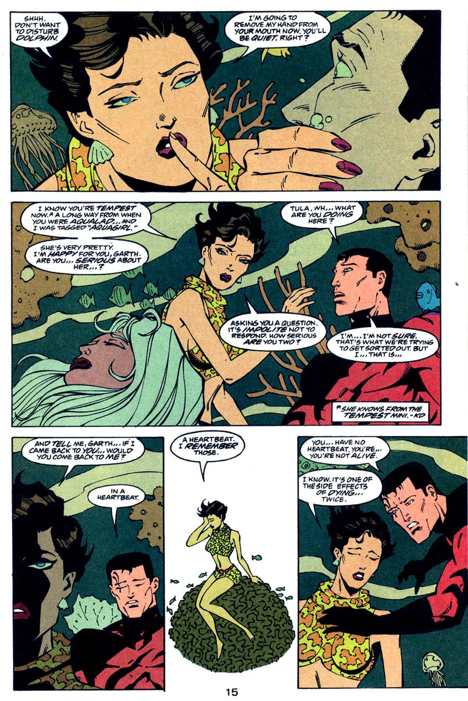 Read online Aquaman (1994) comic -  Issue #Aquaman (1994) _Annual 4 - 16