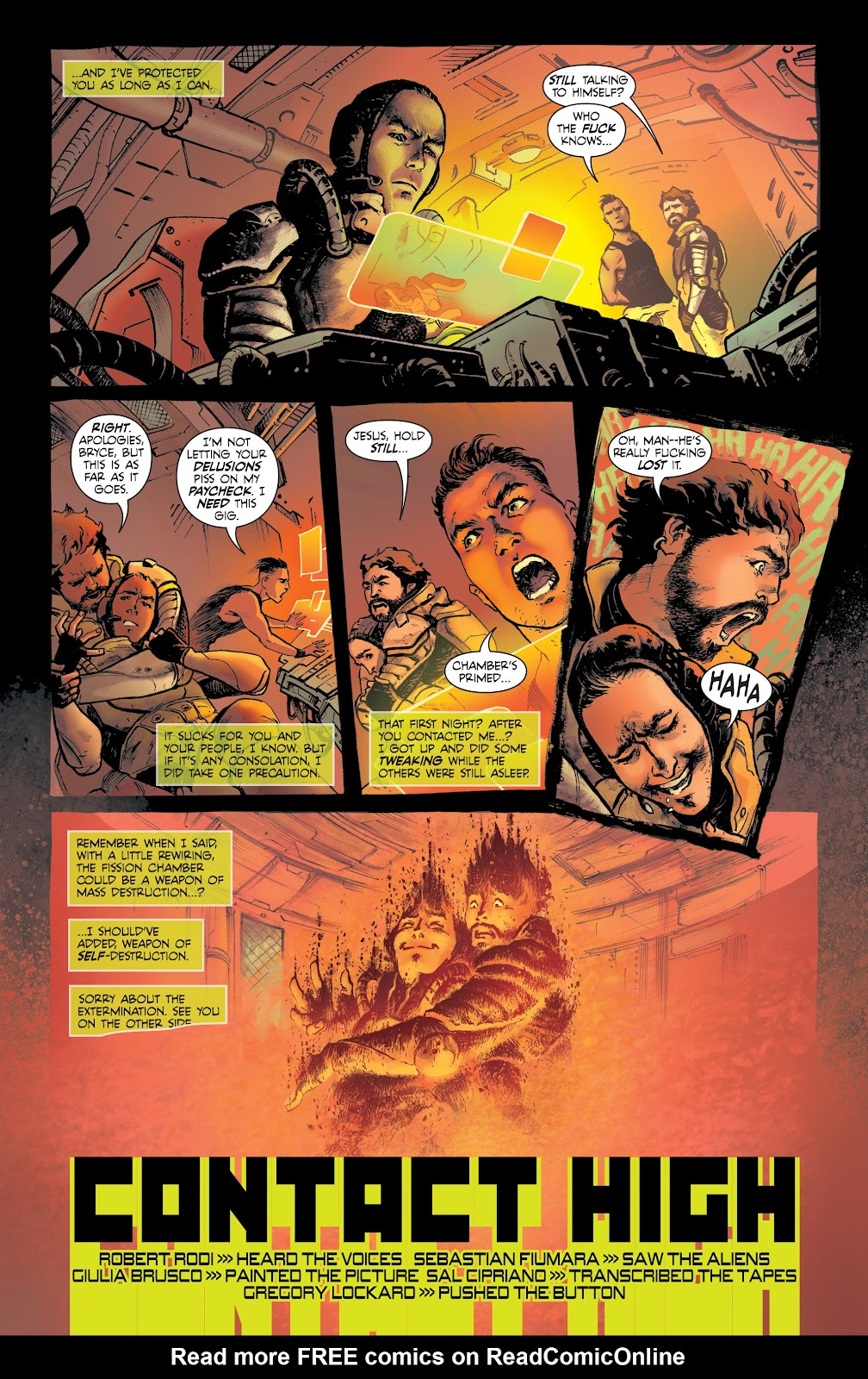 Read online Strange Adventures (2014) comic -  Issue # TPB (Part 2) - 37