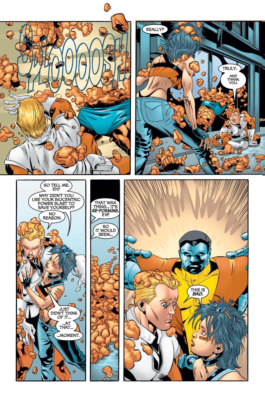 Read online Alpha Flight (2004) comic -  Issue #8 - 9