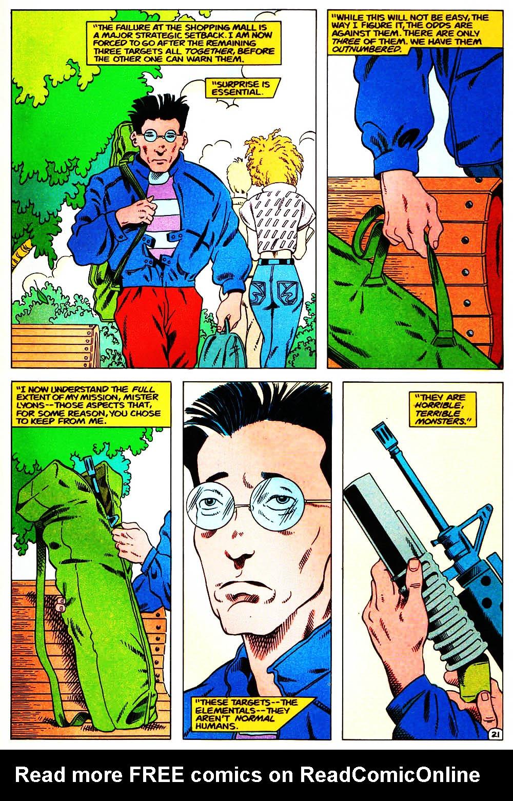 Elementals (1984) issue 10 - Page 26