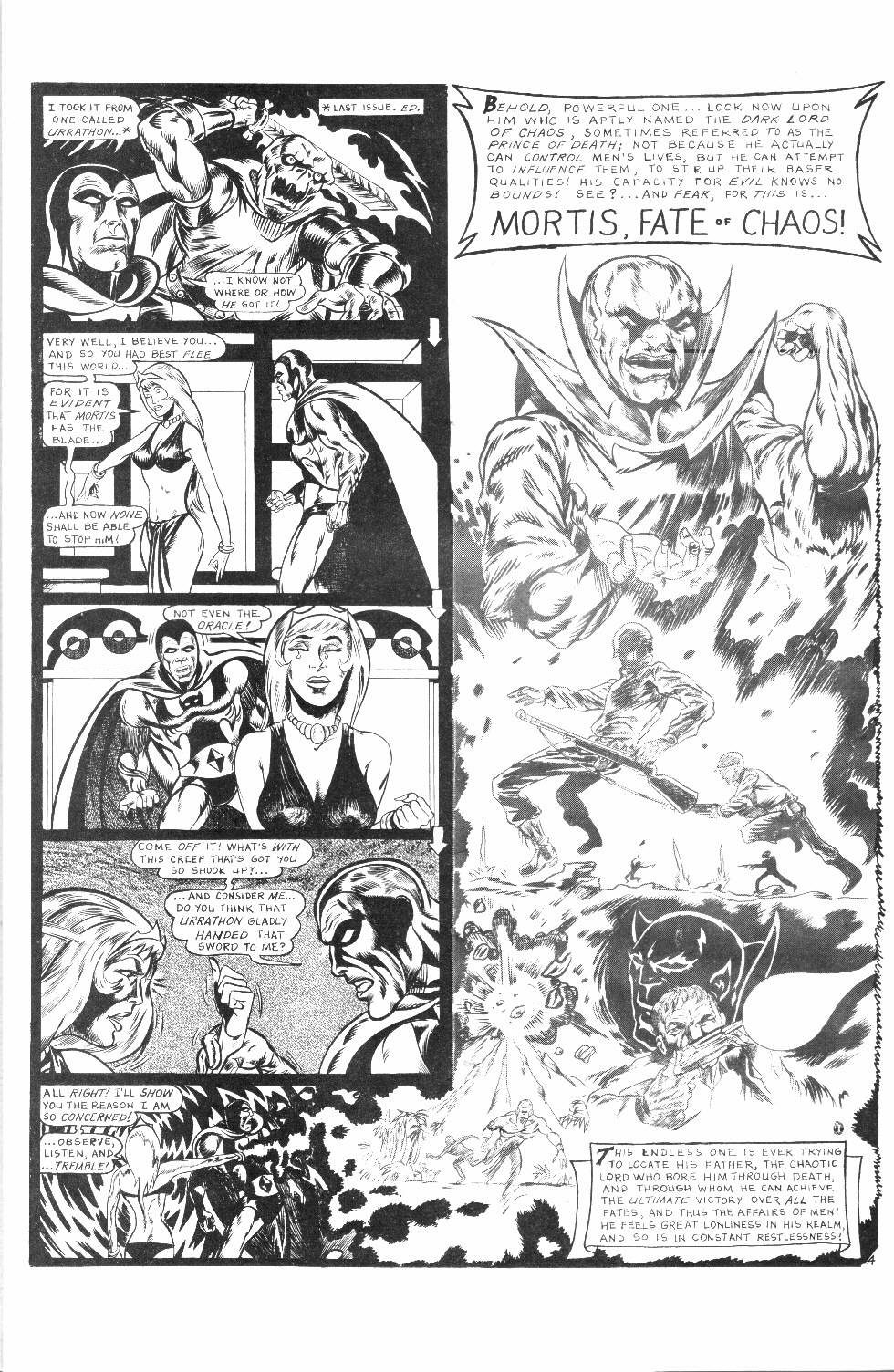 Read online Dr. Weird Special comic -  Issue # Full - 46