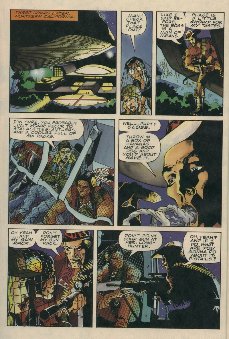 Read online Turok, Dinosaur Hunter (1993) comic -  Issue #6 - 6