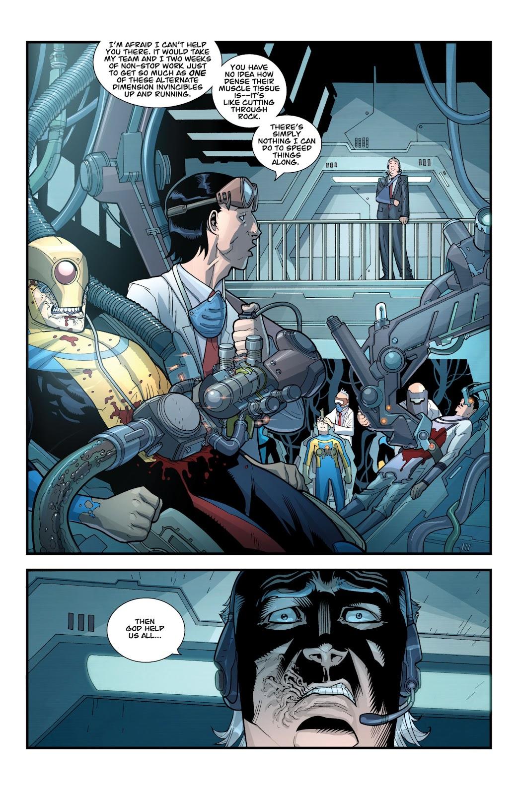 Invincible (2003) 62 Page 19