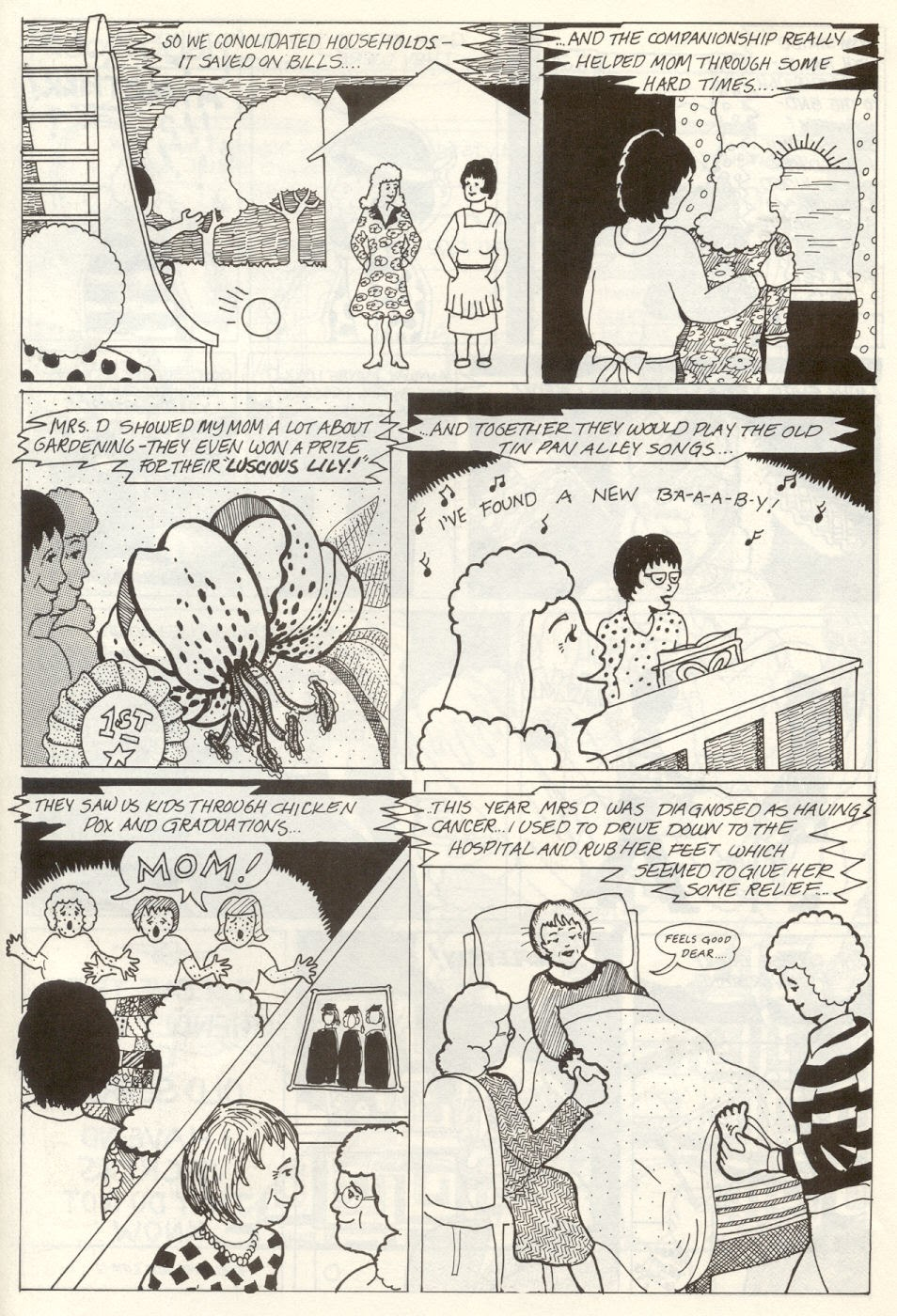 Gay Comix (Gay Comics) issue 1 - Page 34